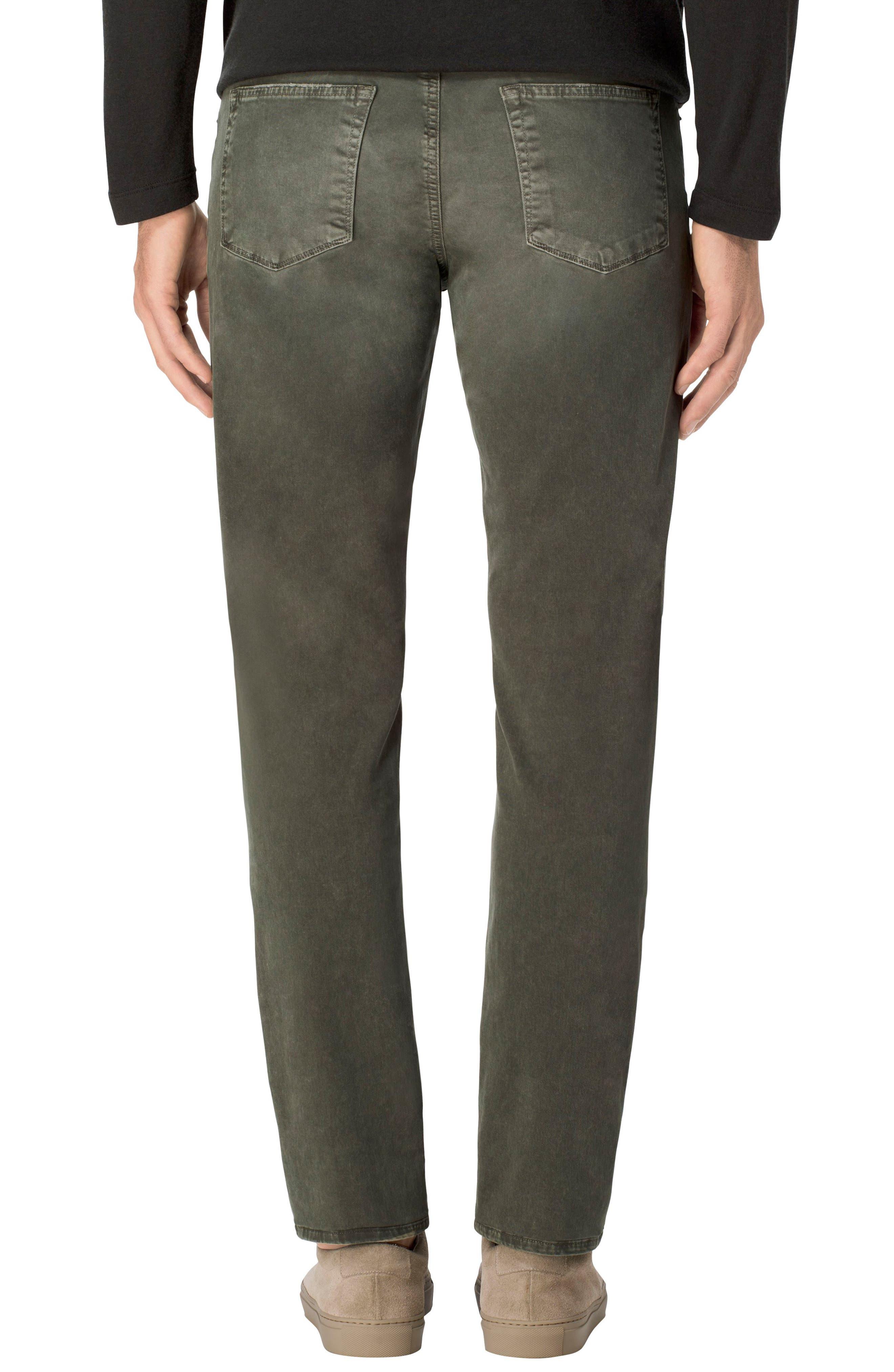 Tyler Slim Fit Jeans,                             Alternate thumbnail 2, color,                             Thrashed Petri