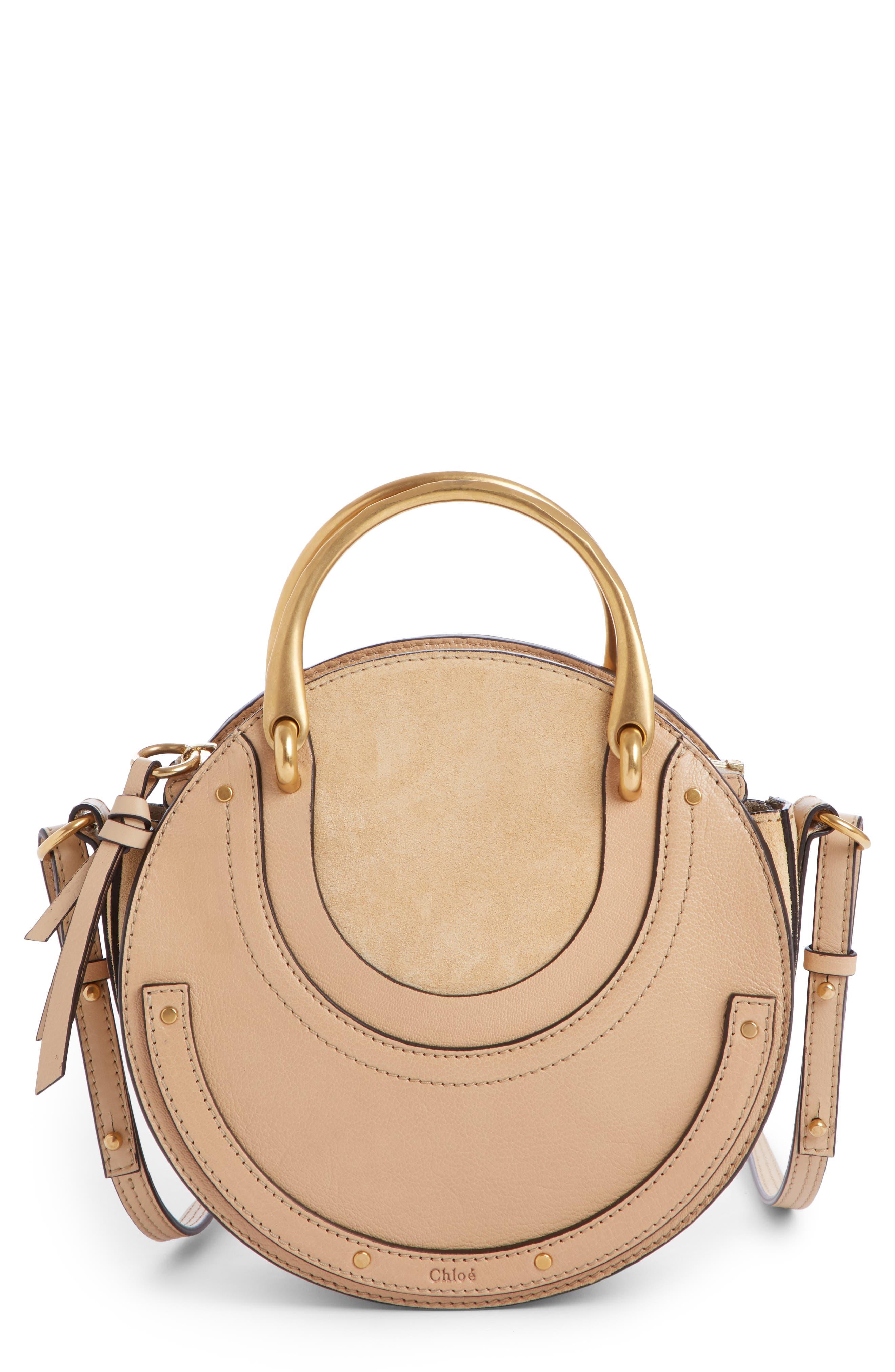 Alternate Image 1 Selected - Chloé Pixie Leather Crossbody Bag