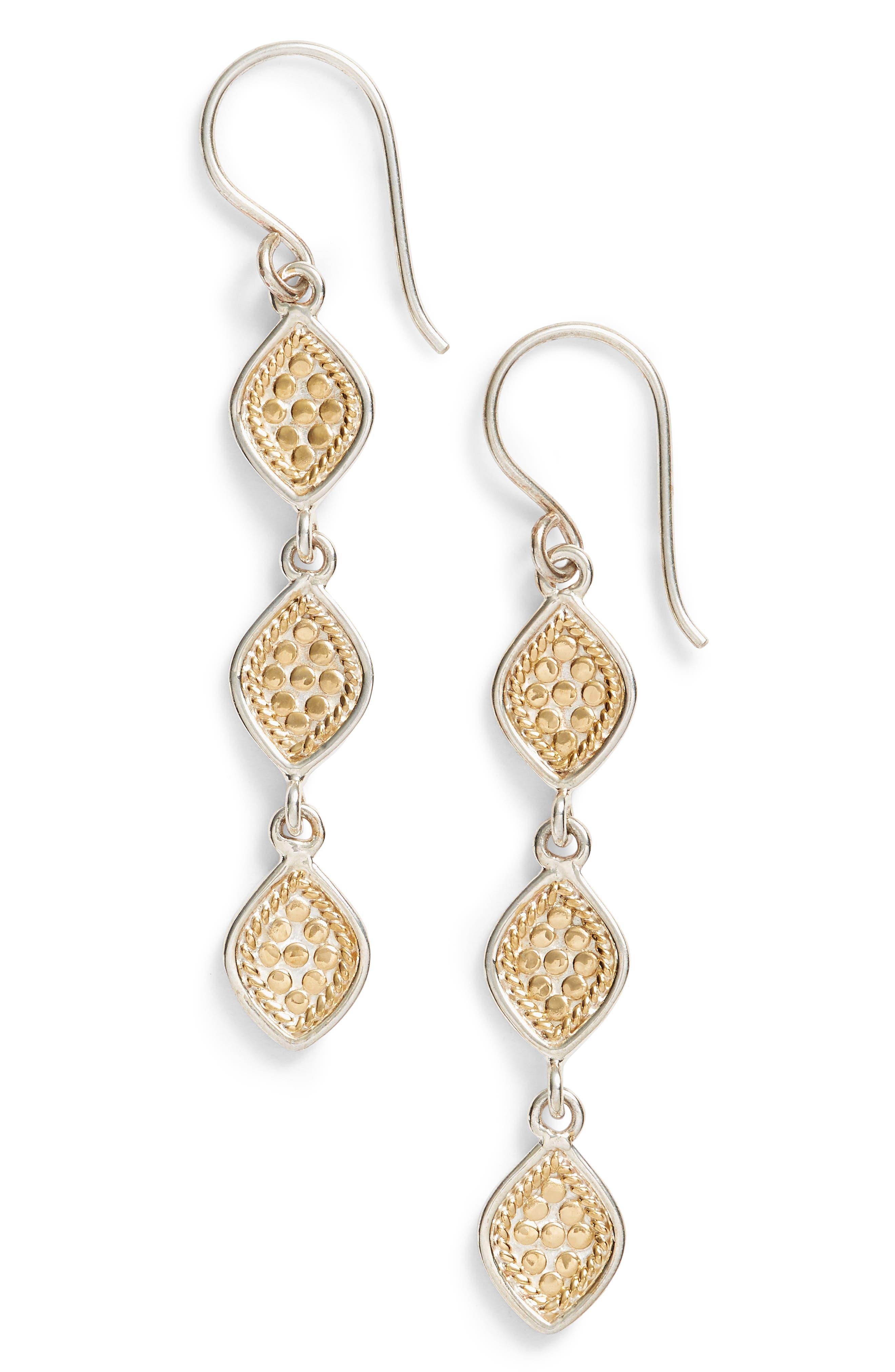 Anna Beck Linear Earrings