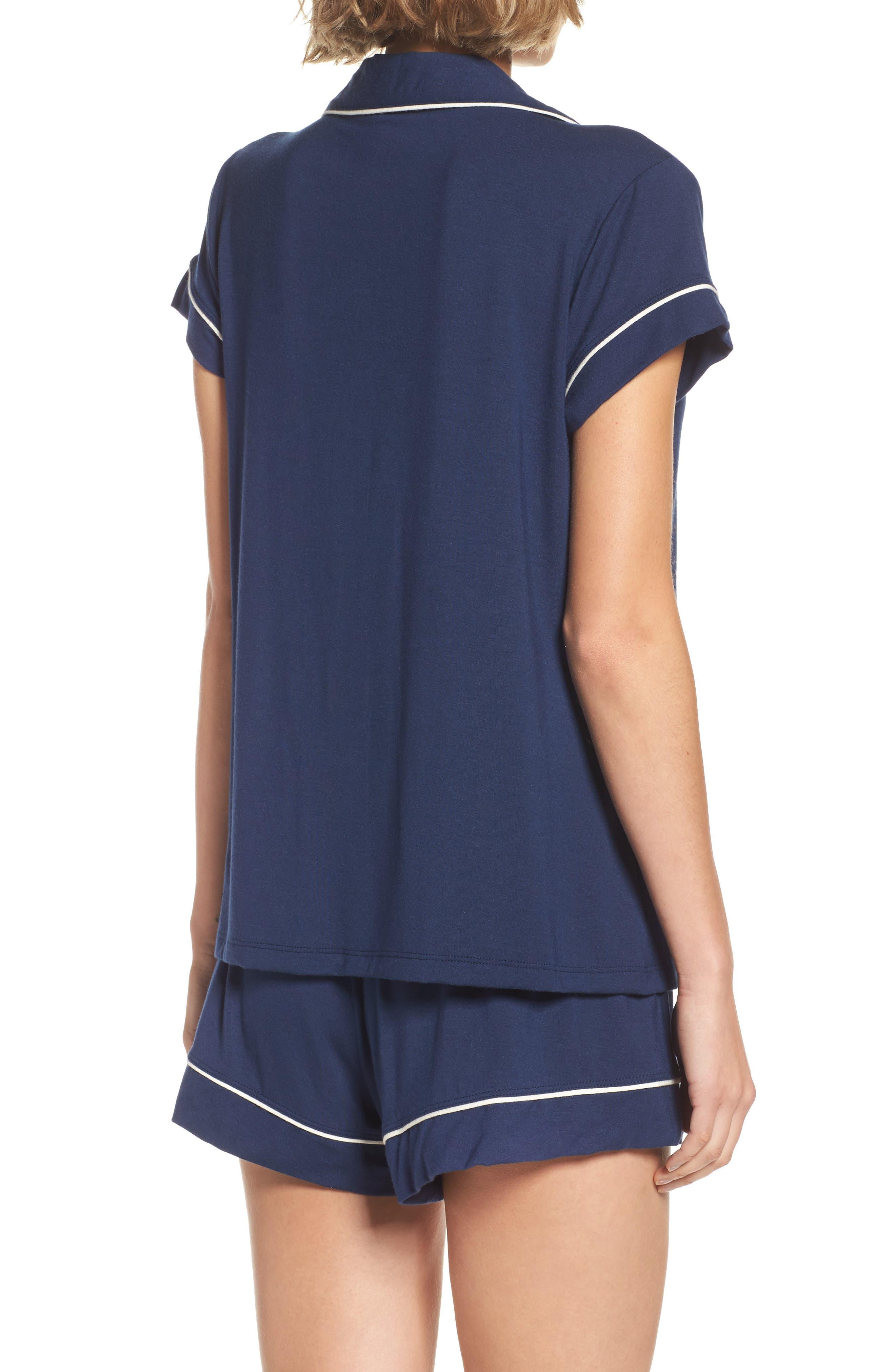 Alternate Image 2  - Eberjey 'Gisele' Shorty Pajamas