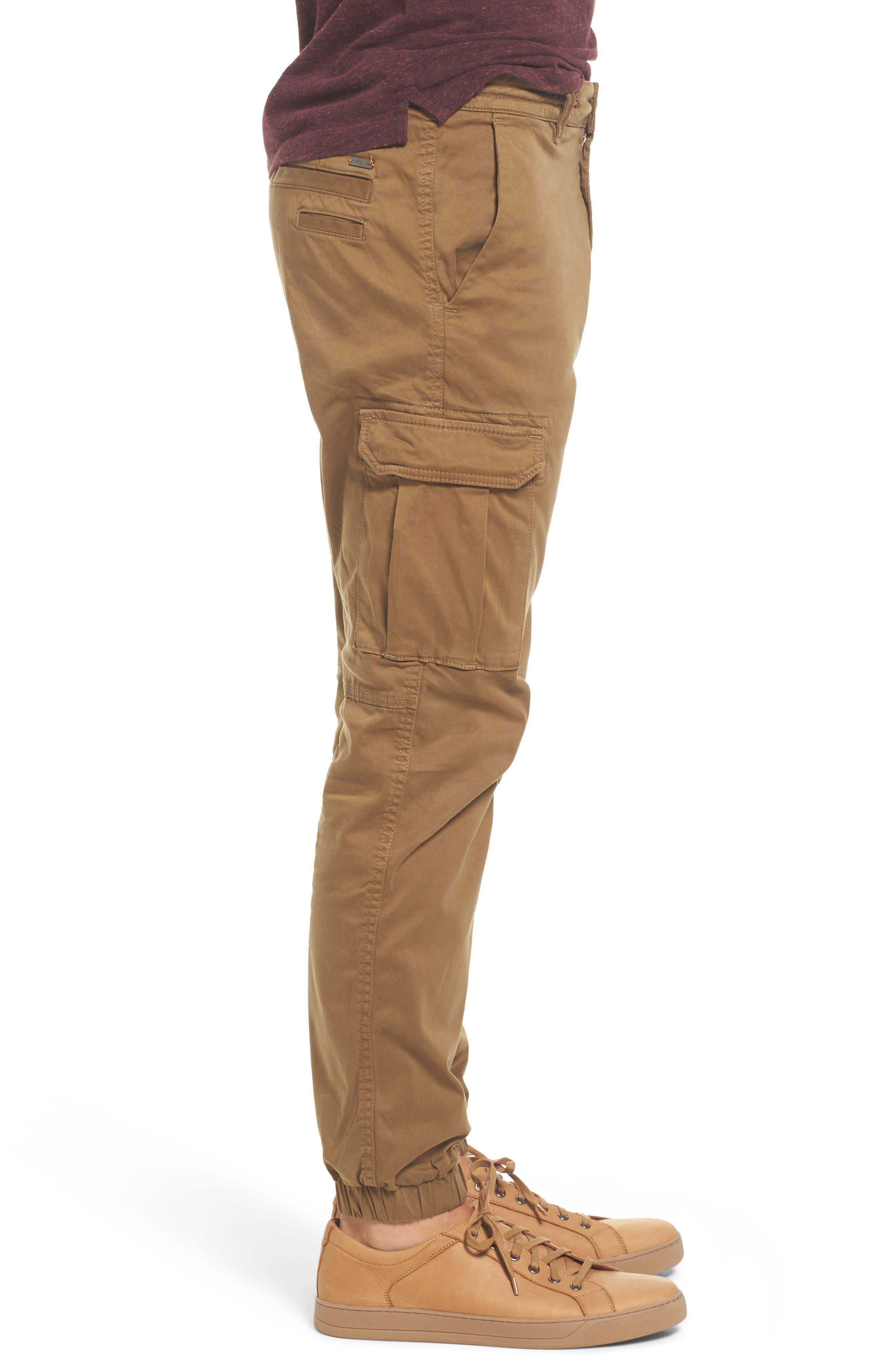Shay 2 Cargo Pants,                             Alternate thumbnail 3, color,                             Open Beige