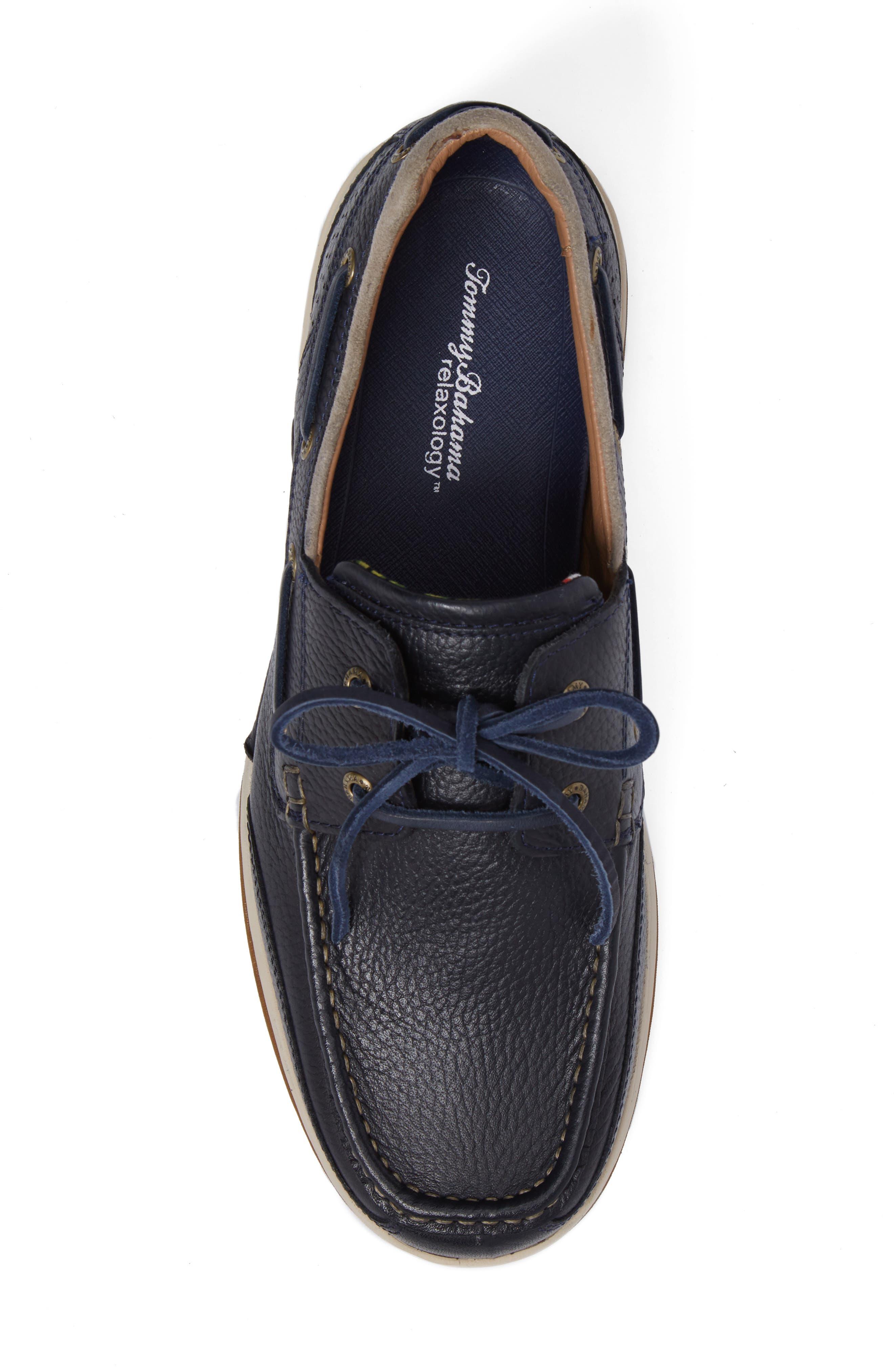 Alternate Image 5  - Tommy Bahama Ashore Thing Boat Shoe (Men)