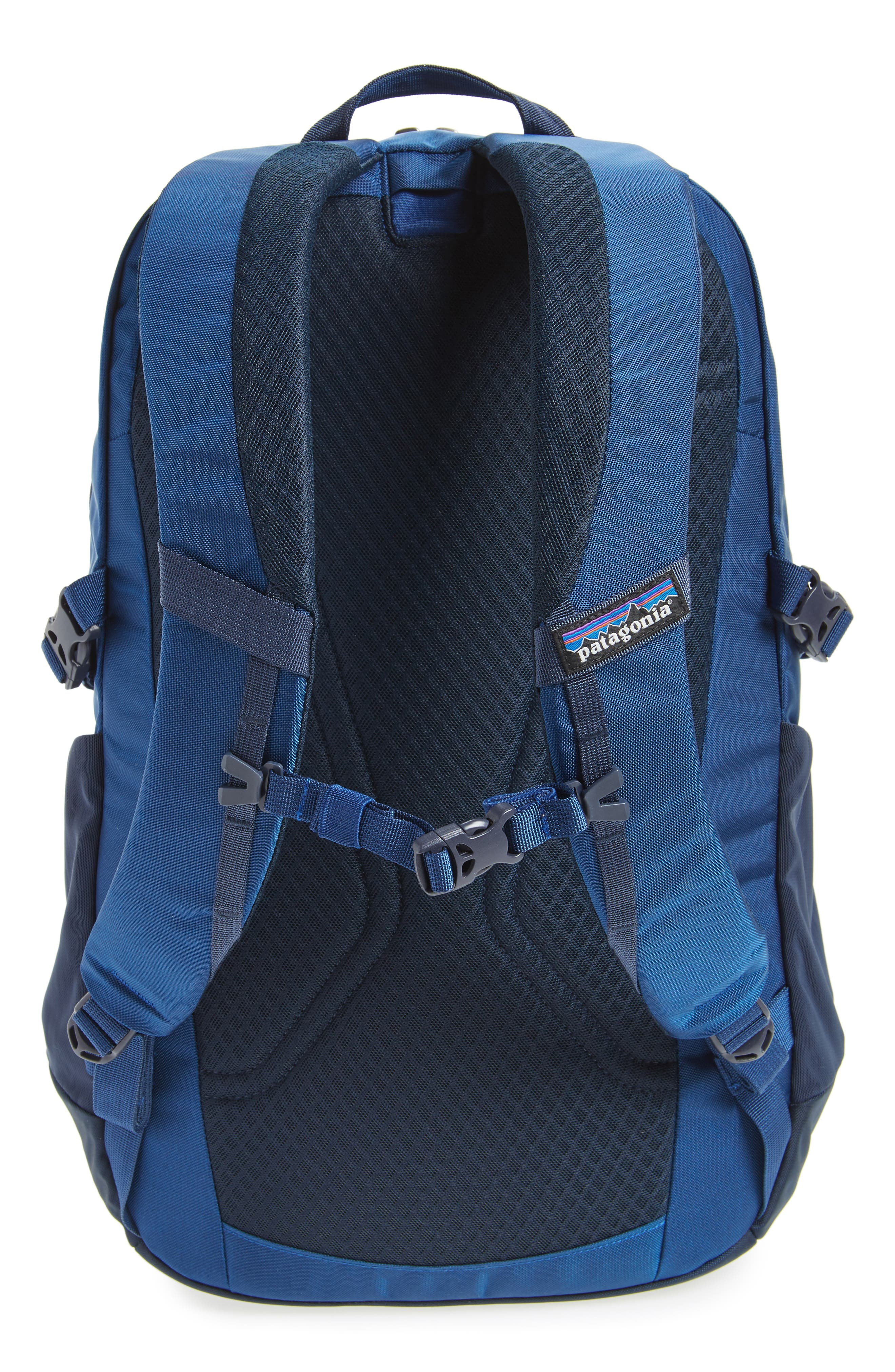 28L Refugio Backpack,                             Alternate thumbnail 3, color,                             Navy Blue