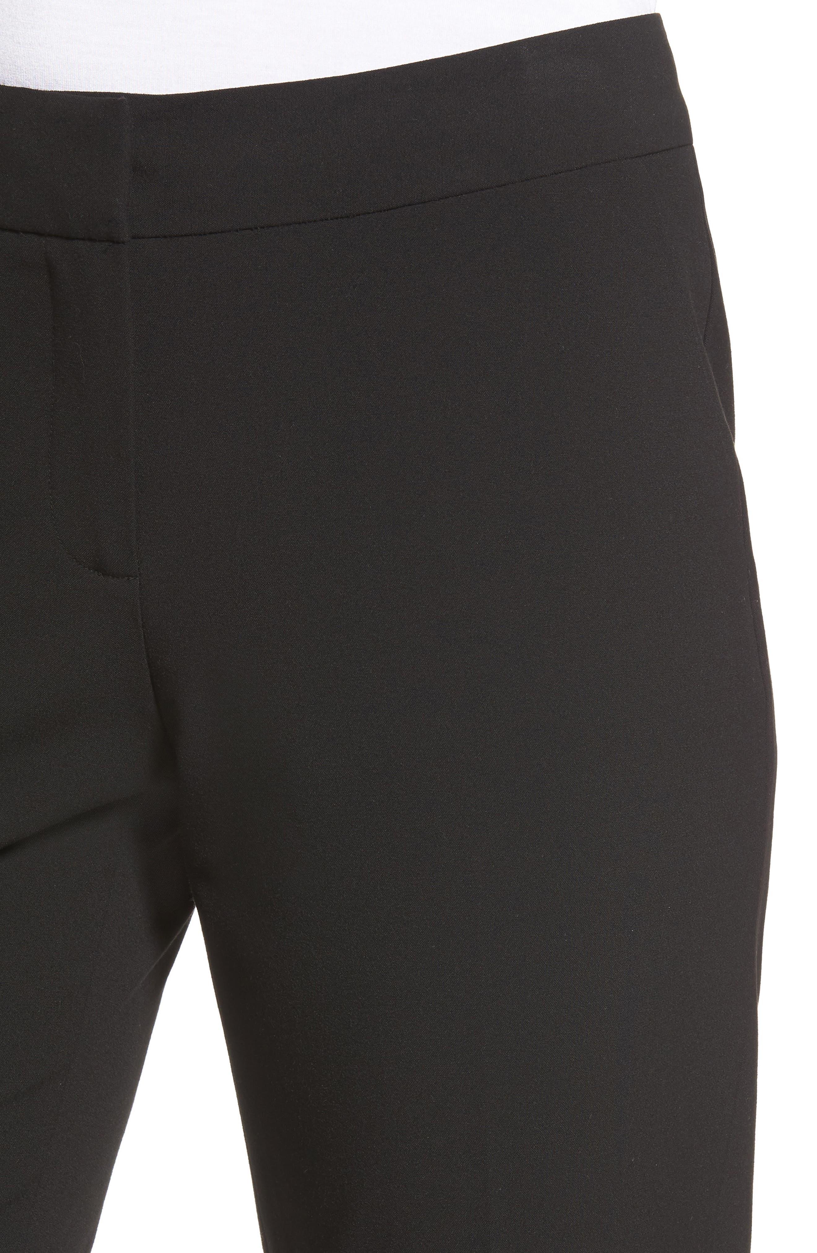 Alternate Image 4  - Halogen® Stovepipe Pants (Regular & Petite)