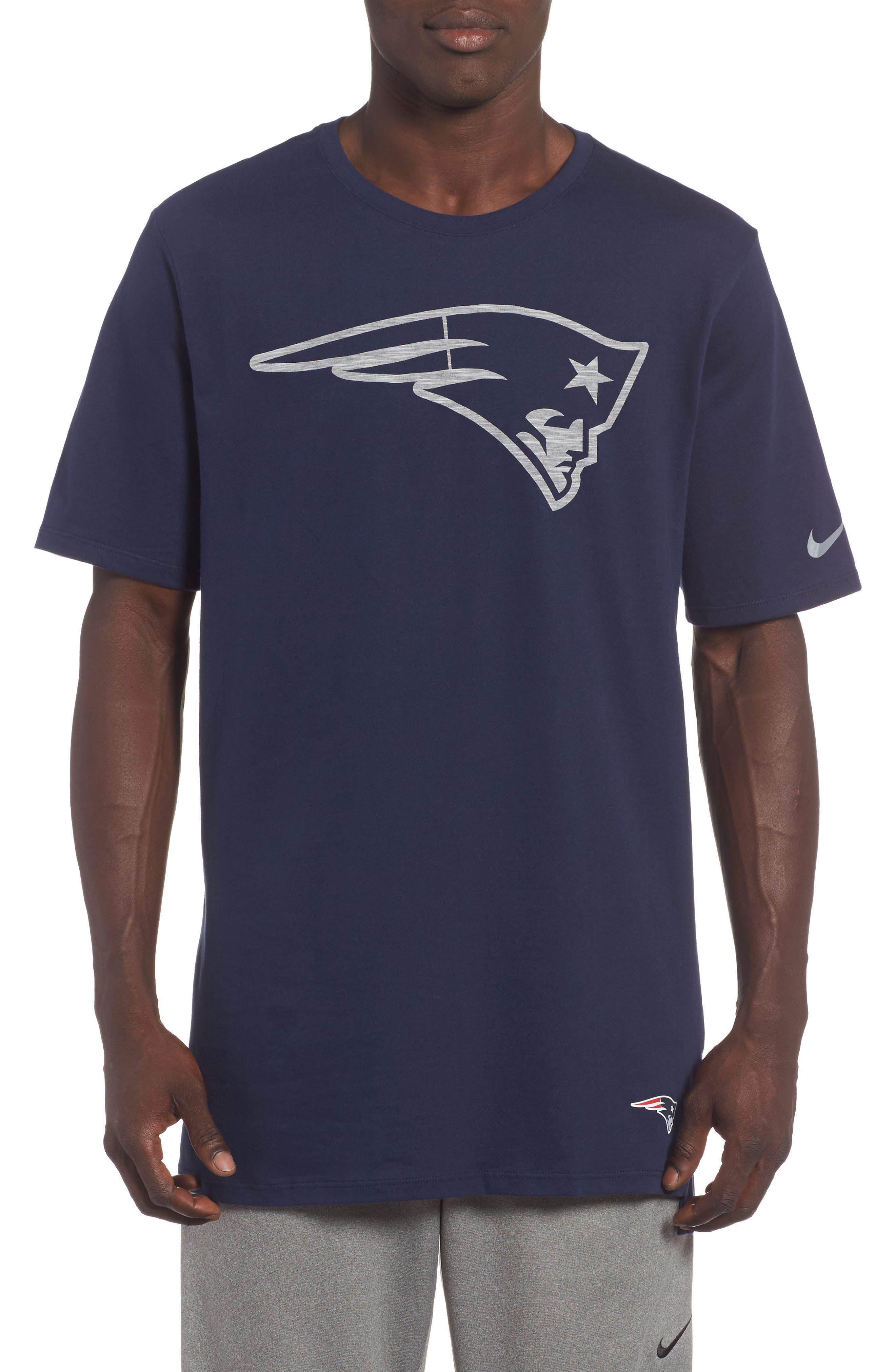 NFL Team Graphic T-Shirt,                         Main,                         color, Patriots