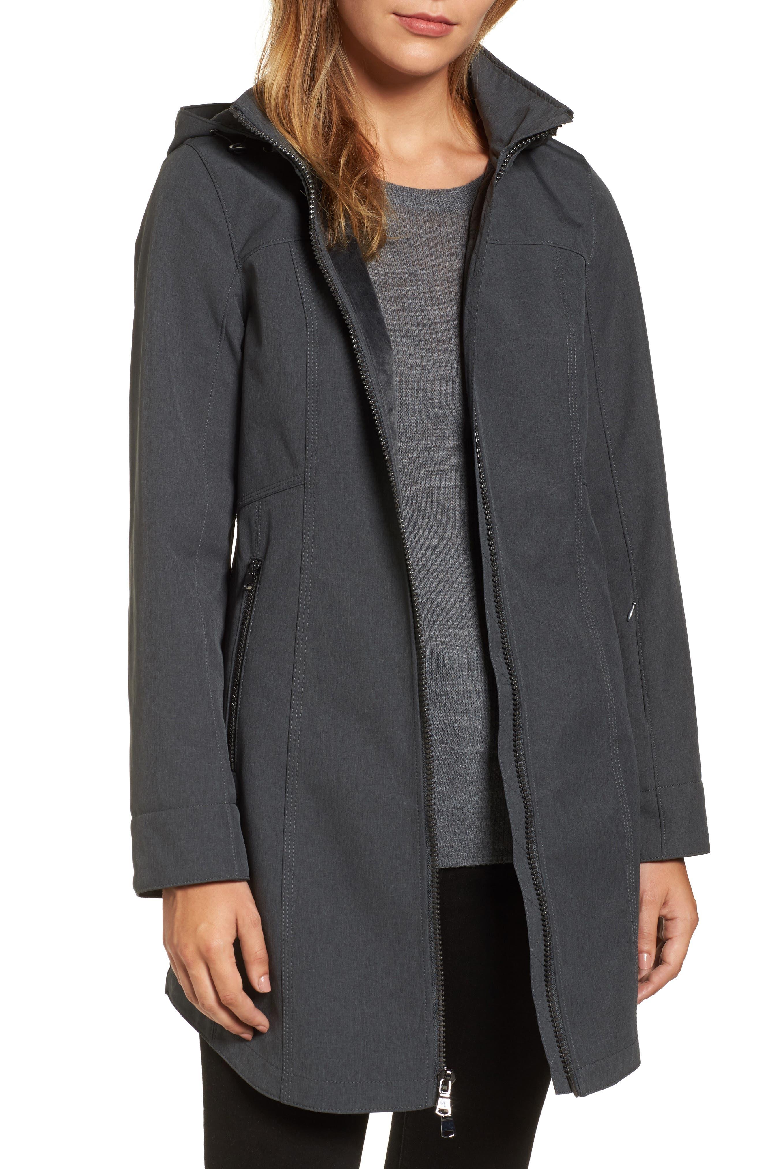 Kristen Blake Soft Shell Jacket (Regular & Petite)