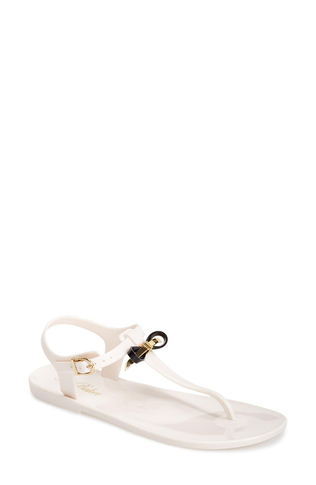 Alternate Image 1 Selected - Ted Baker London 'Verona' Jelly Sandal (Women)