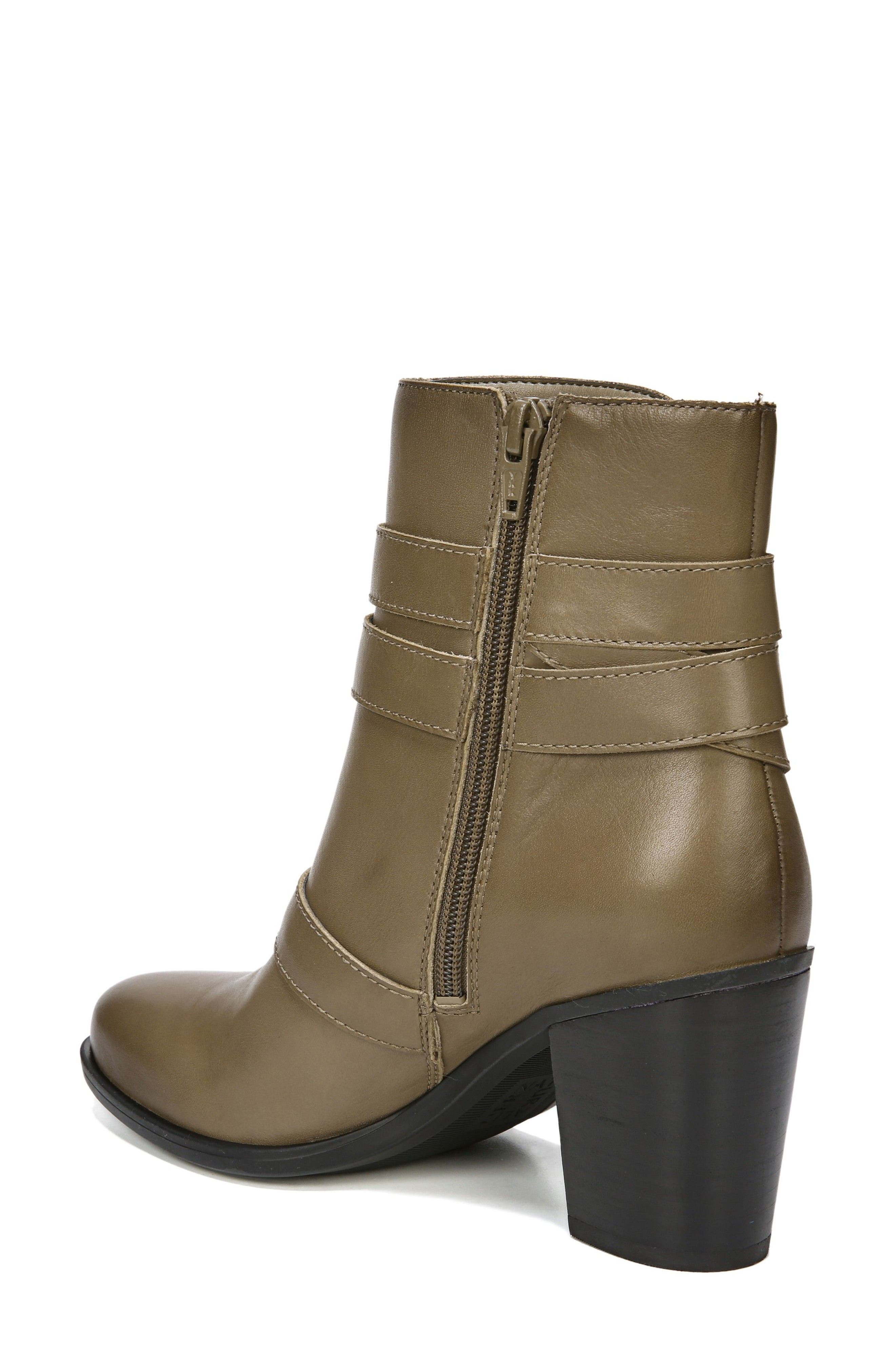 Alternate Image 2  - Naturalizer Karlie Buckle Bootie (Women)