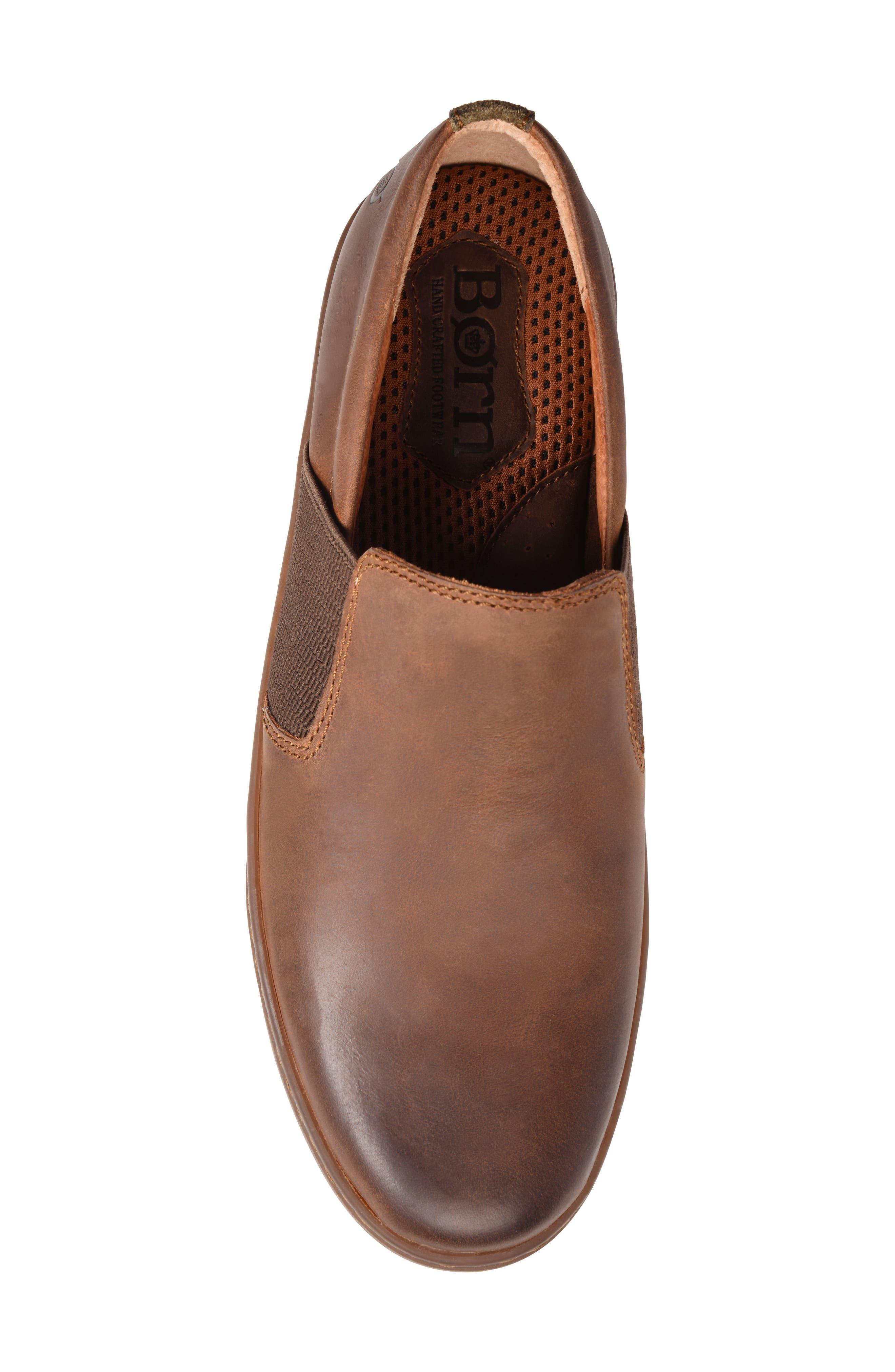 Alternate Image 5  - Børn Belford Slip-On Sneaker (Men)