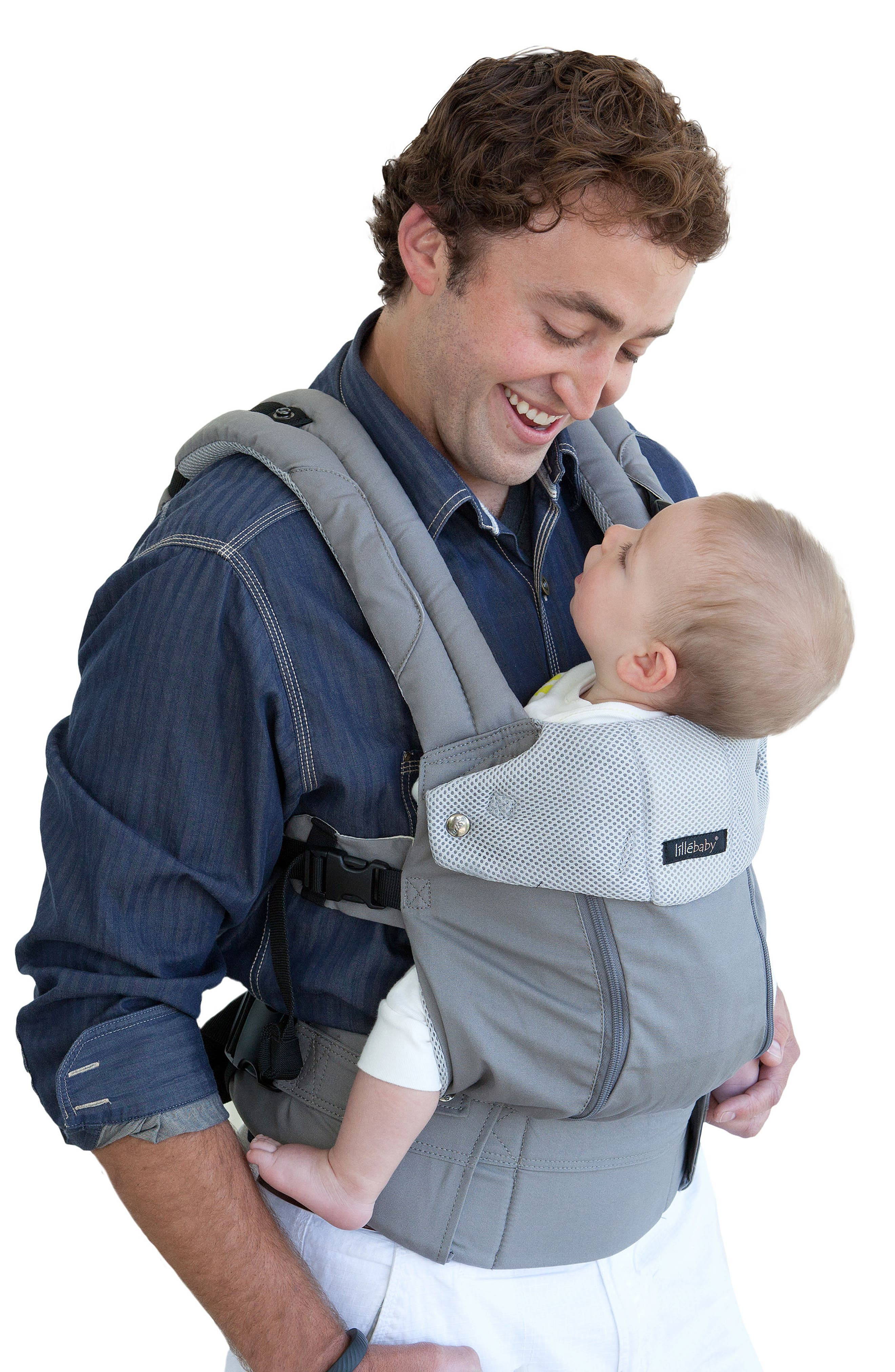 All Seasons Baby Carrier,                             Alternate thumbnail 2, color,                             Stone