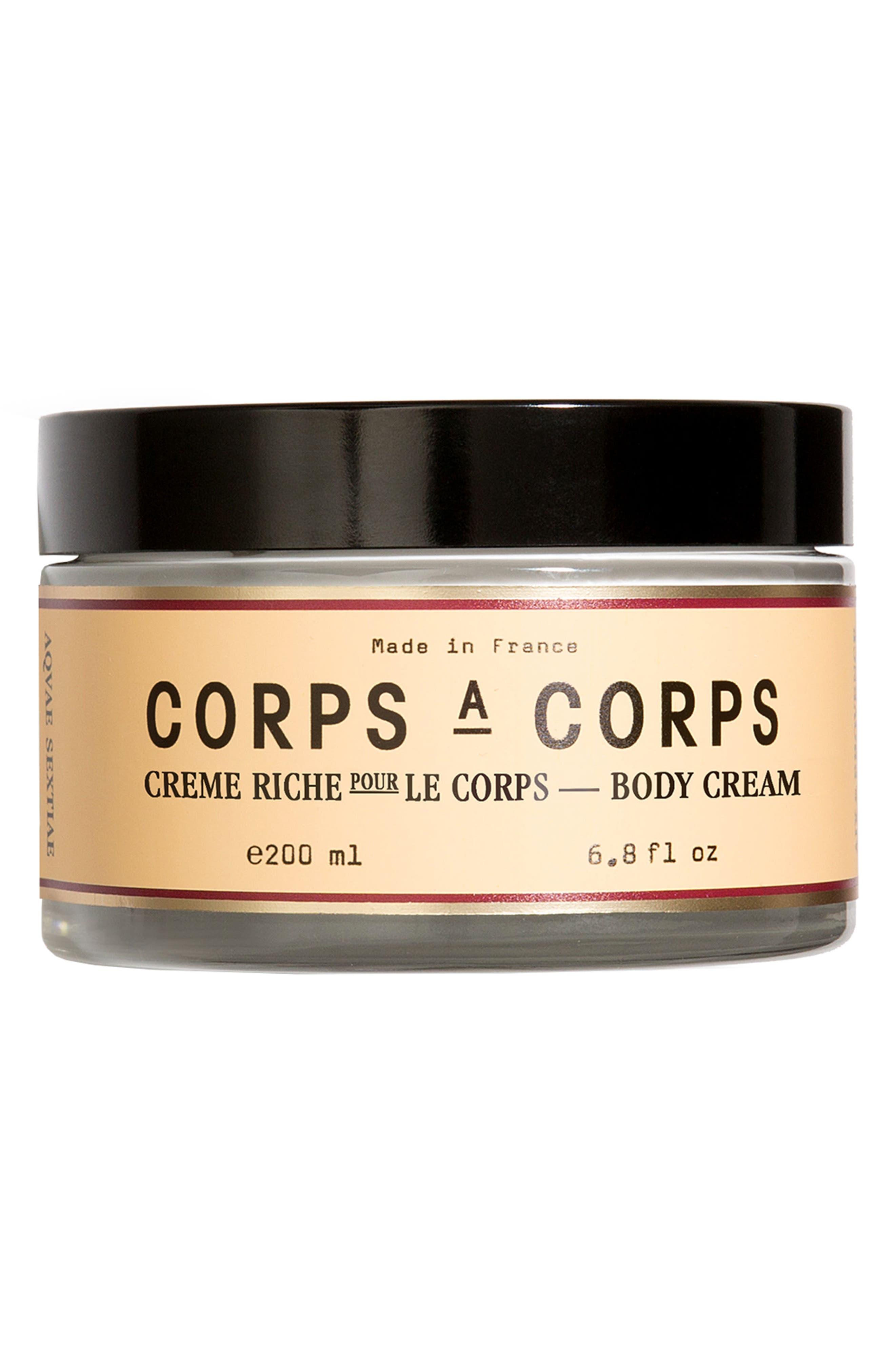 Corps-a-Corps Body Cream,                         Main,                         color, Sheer Petals