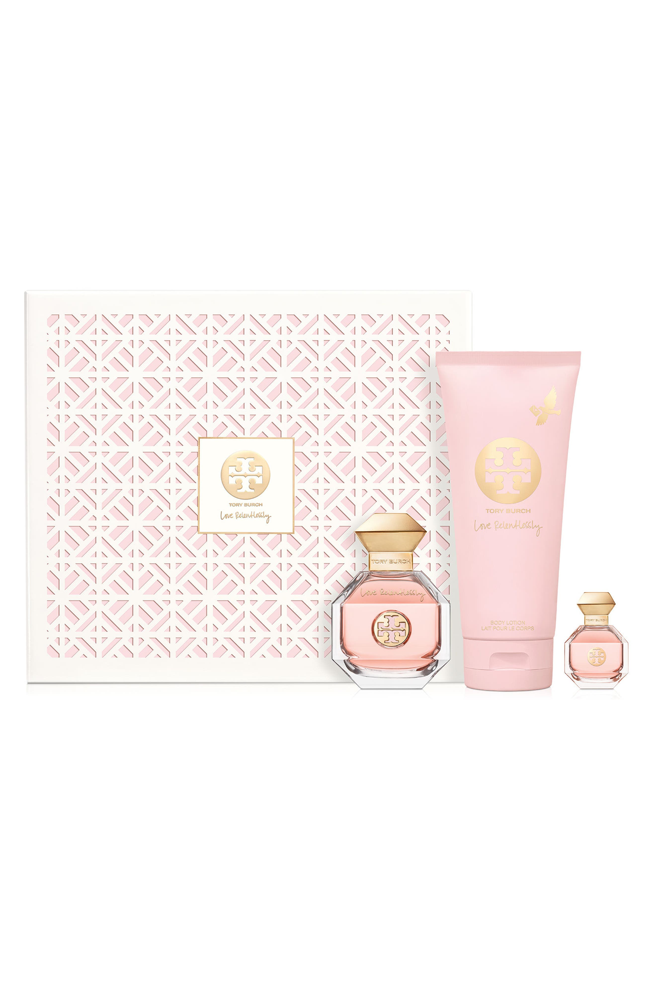 Tory Burch Love Relentlessly Deluxe Set ($175 Value)