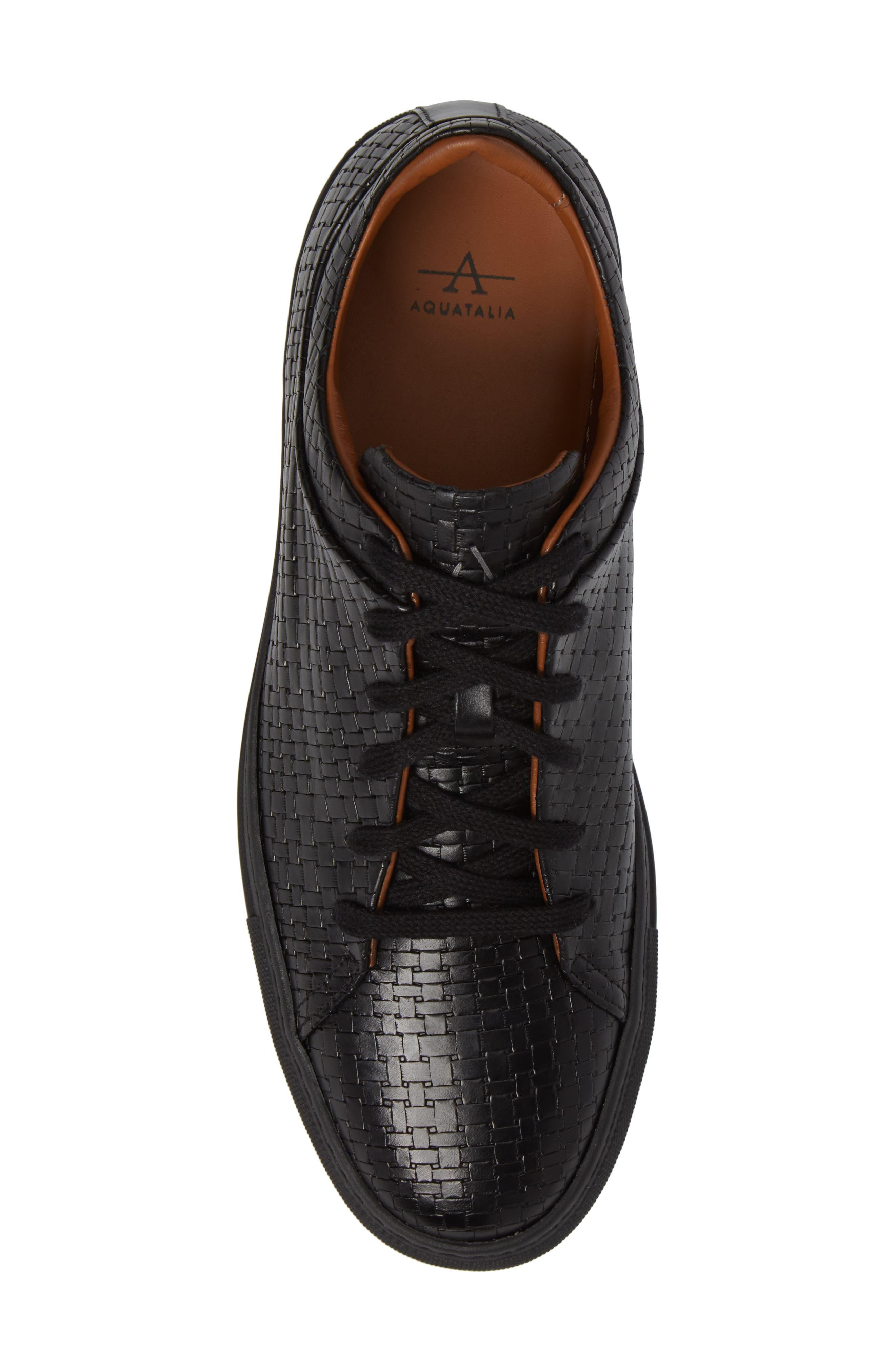 Alternate Image 5  - Aquatalia Alaric Sneaker (Men)