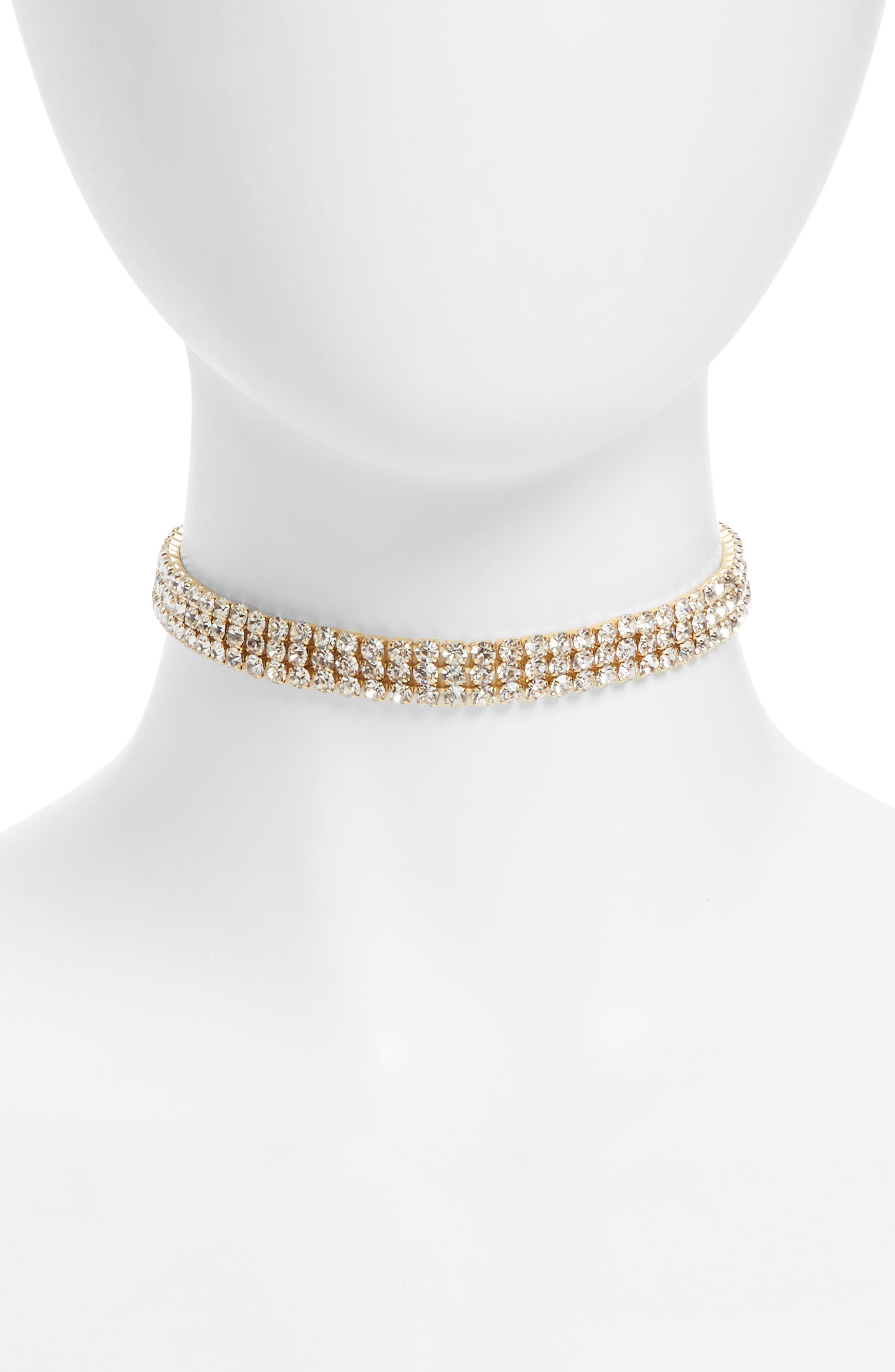 Alternate Image 1 Selected - BP. Crystal Choker