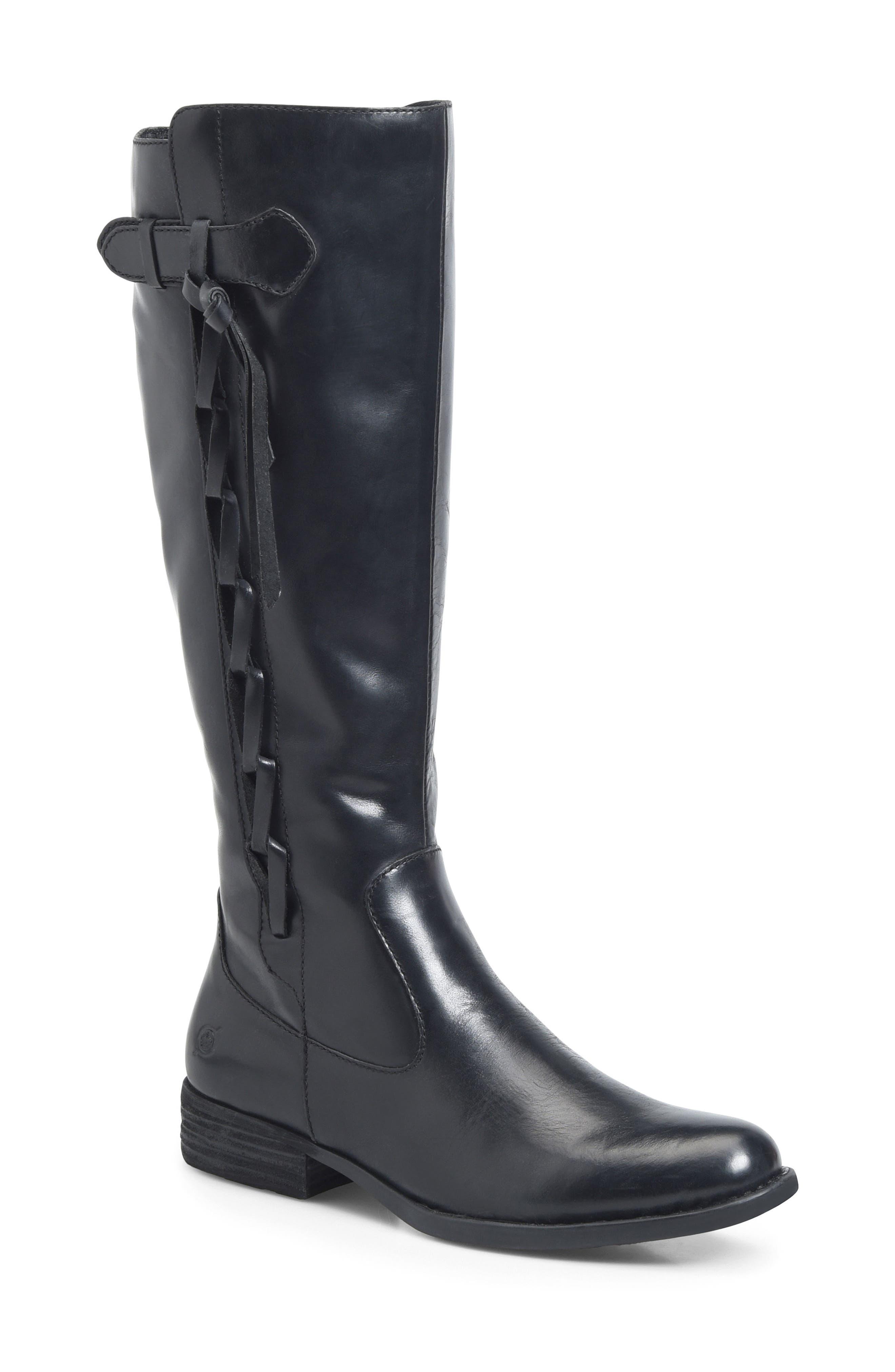 Børn Cook Knee High Boot (Women)