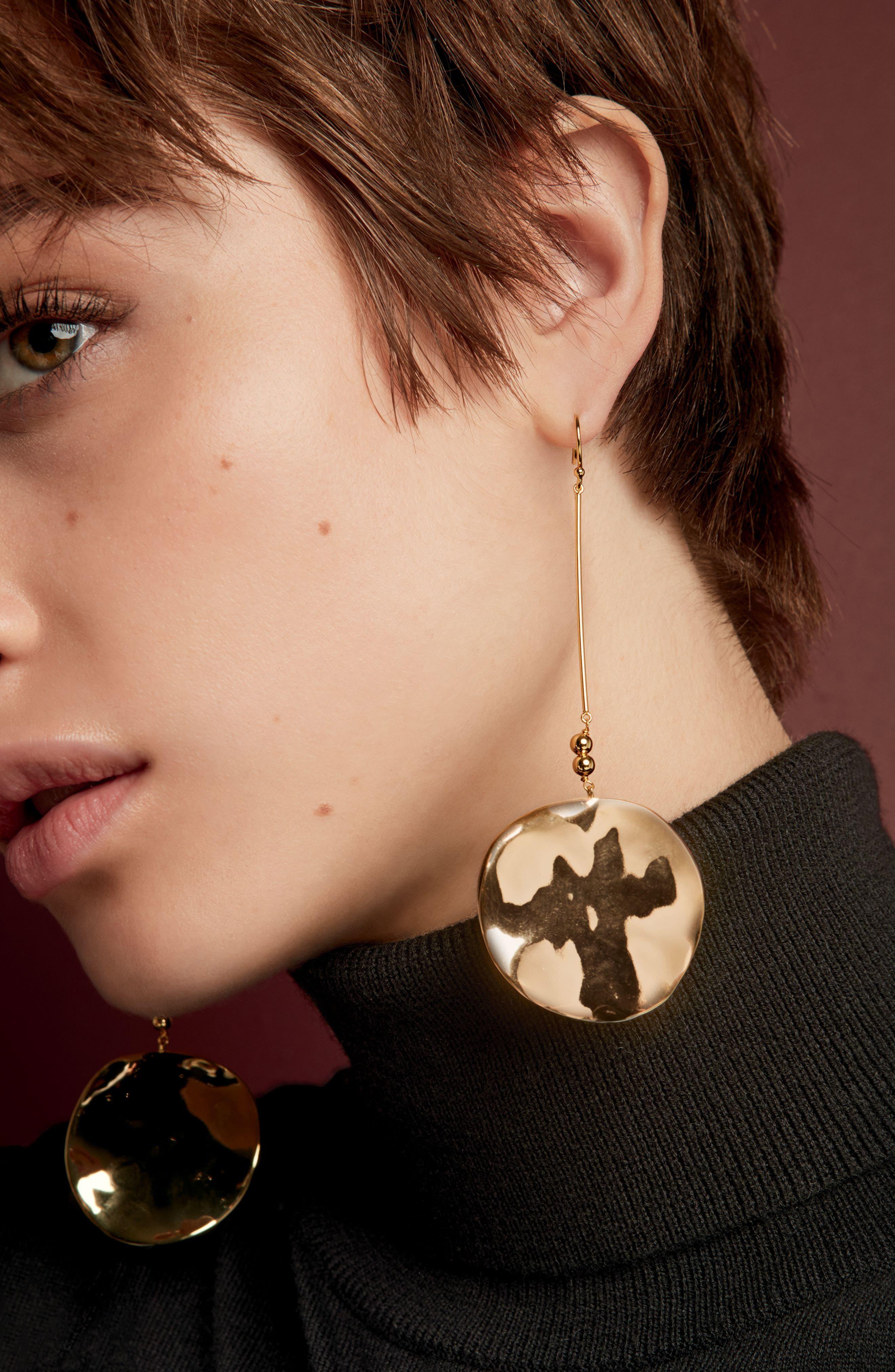 Alternate Image 3  - gorjana Chloe Drop Earrings