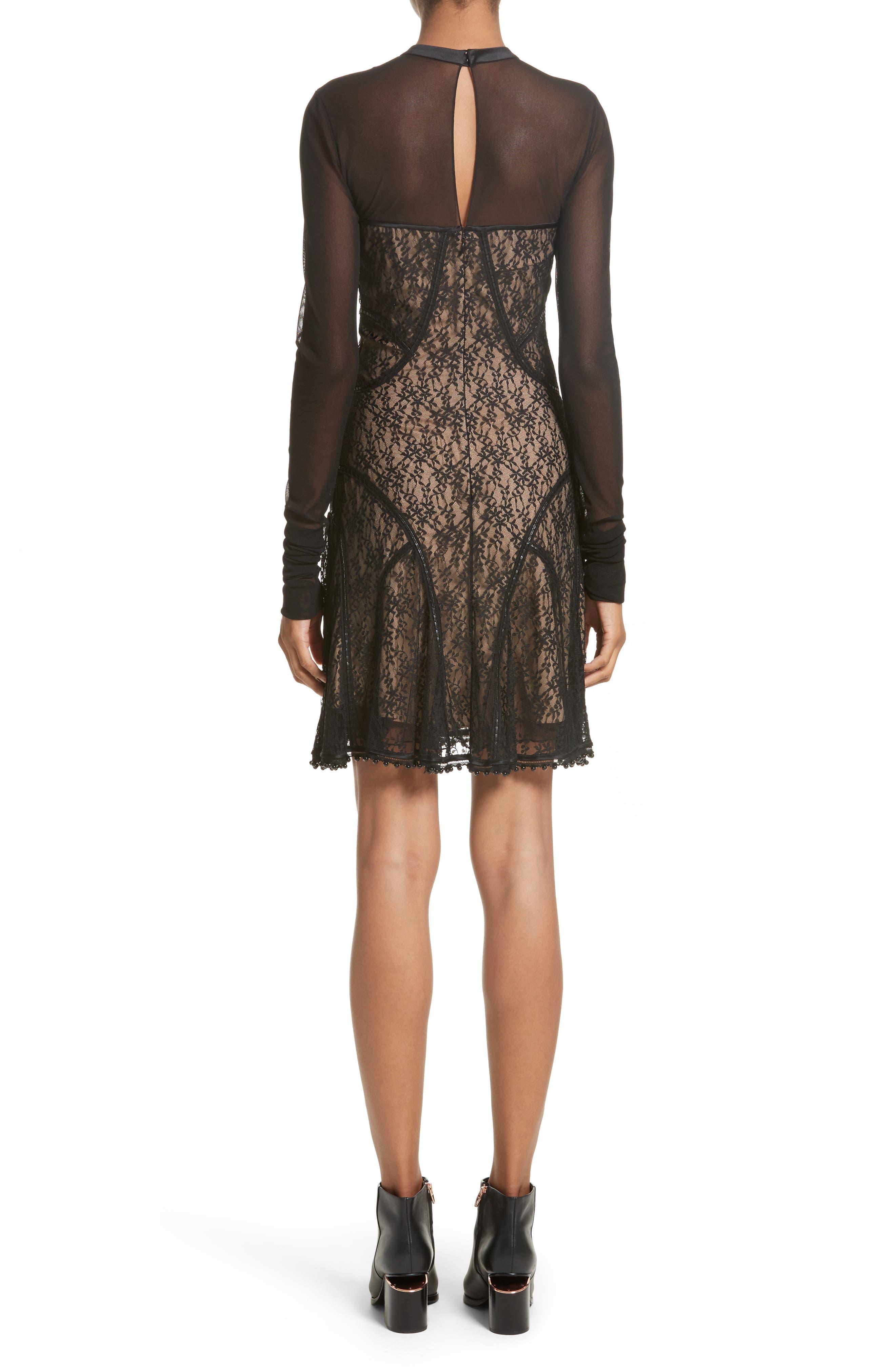 Alternate Image 2  - Alexander Wang Lace Dress