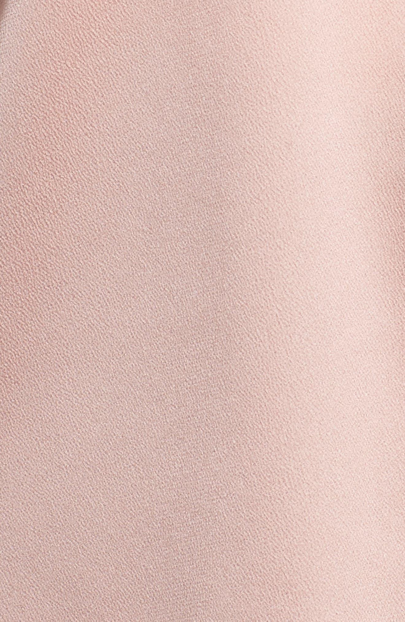 Alternate Image 5  - Vince Camuto Ruffle Sleeve Blouse (Plus Size)