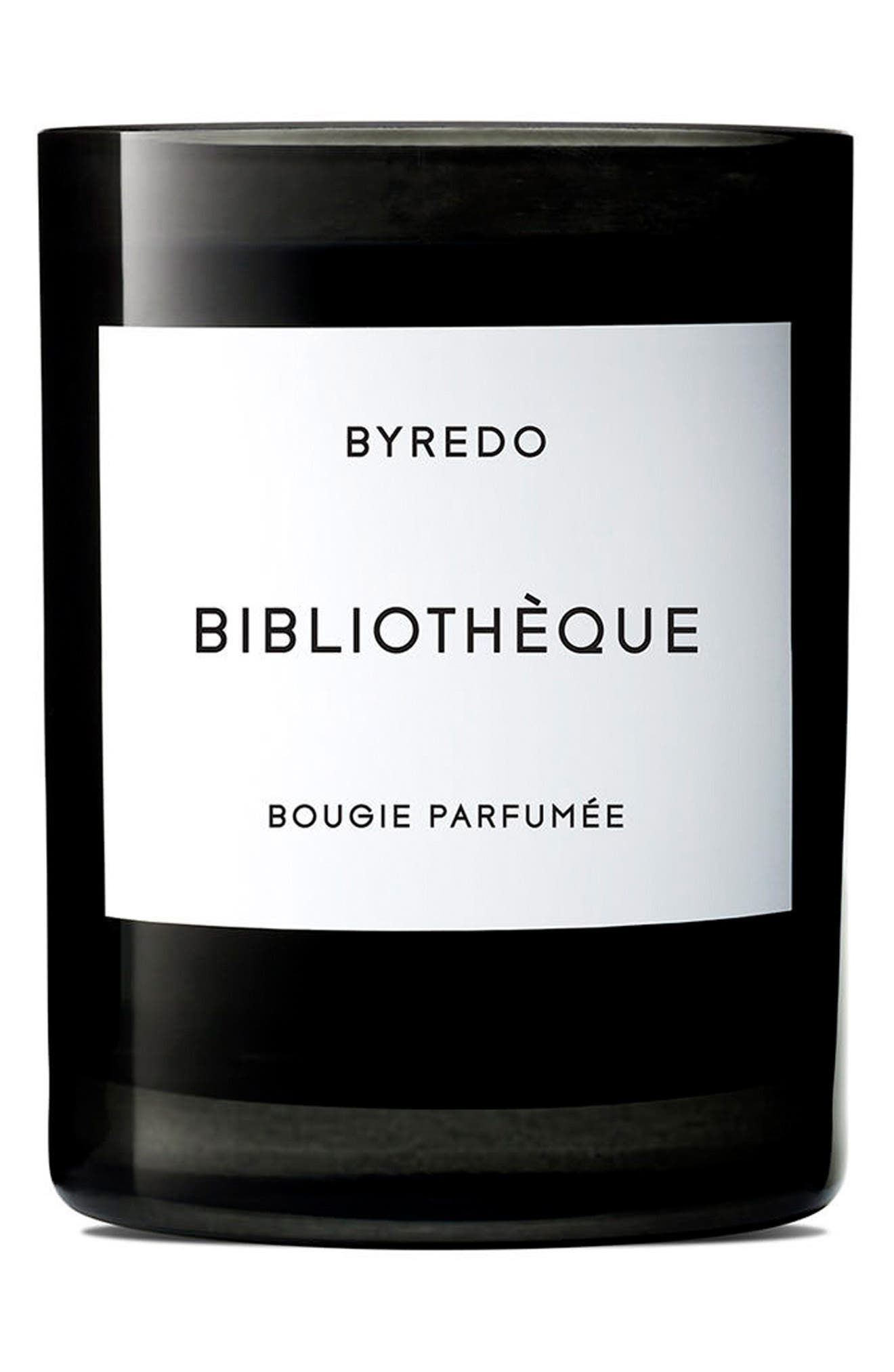 Main Image - BYREDO Bibliotheque Candle