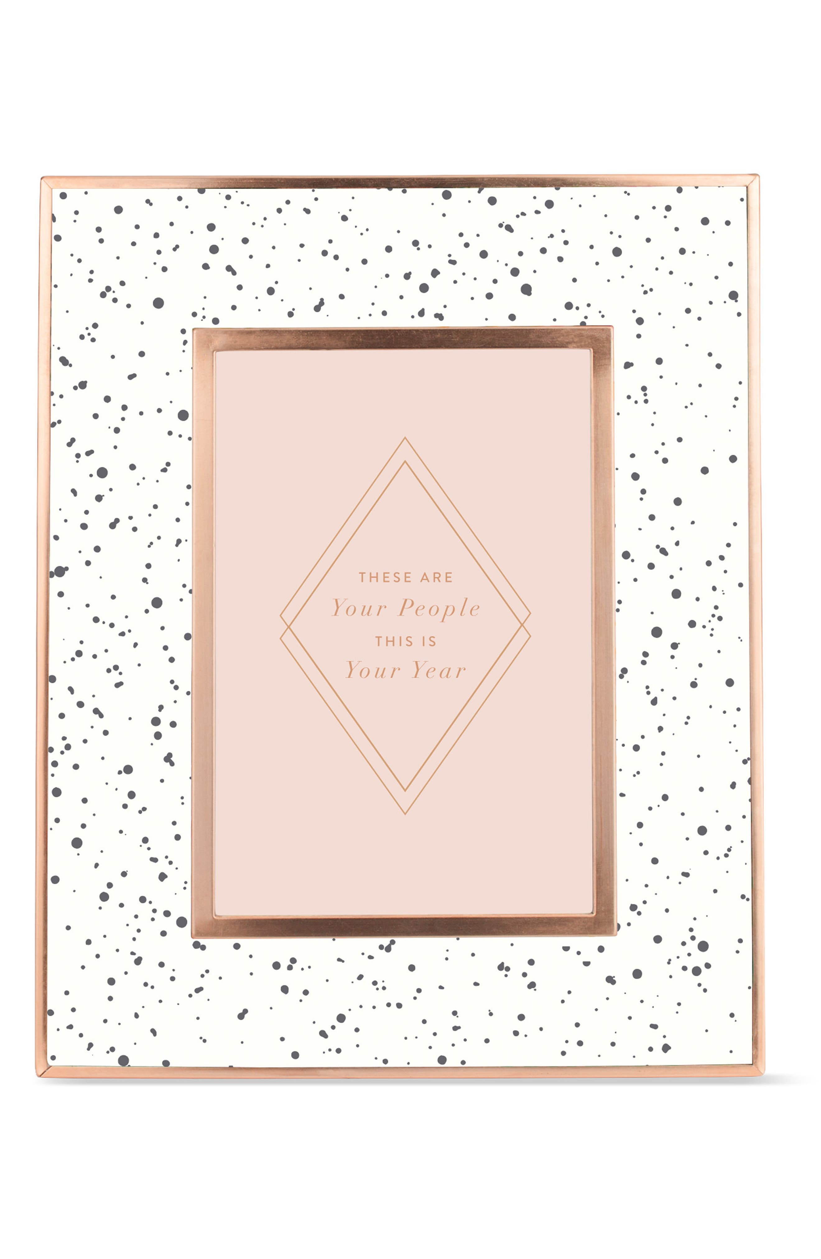Your Year Picture Frame,                         Main,                         color, White