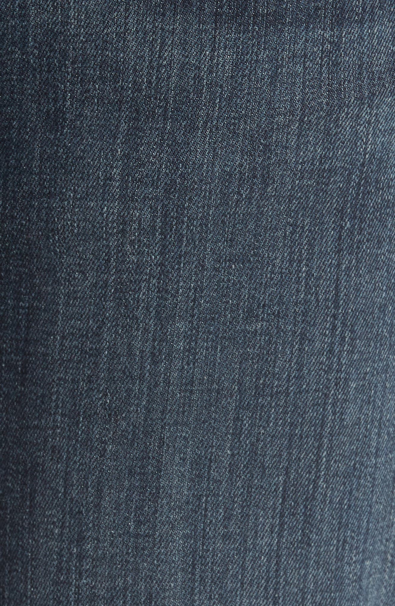 Alternate Image 5  - Fidelity Denim 5011 Relaxed Fit Jeans (Brooklyn Blue)