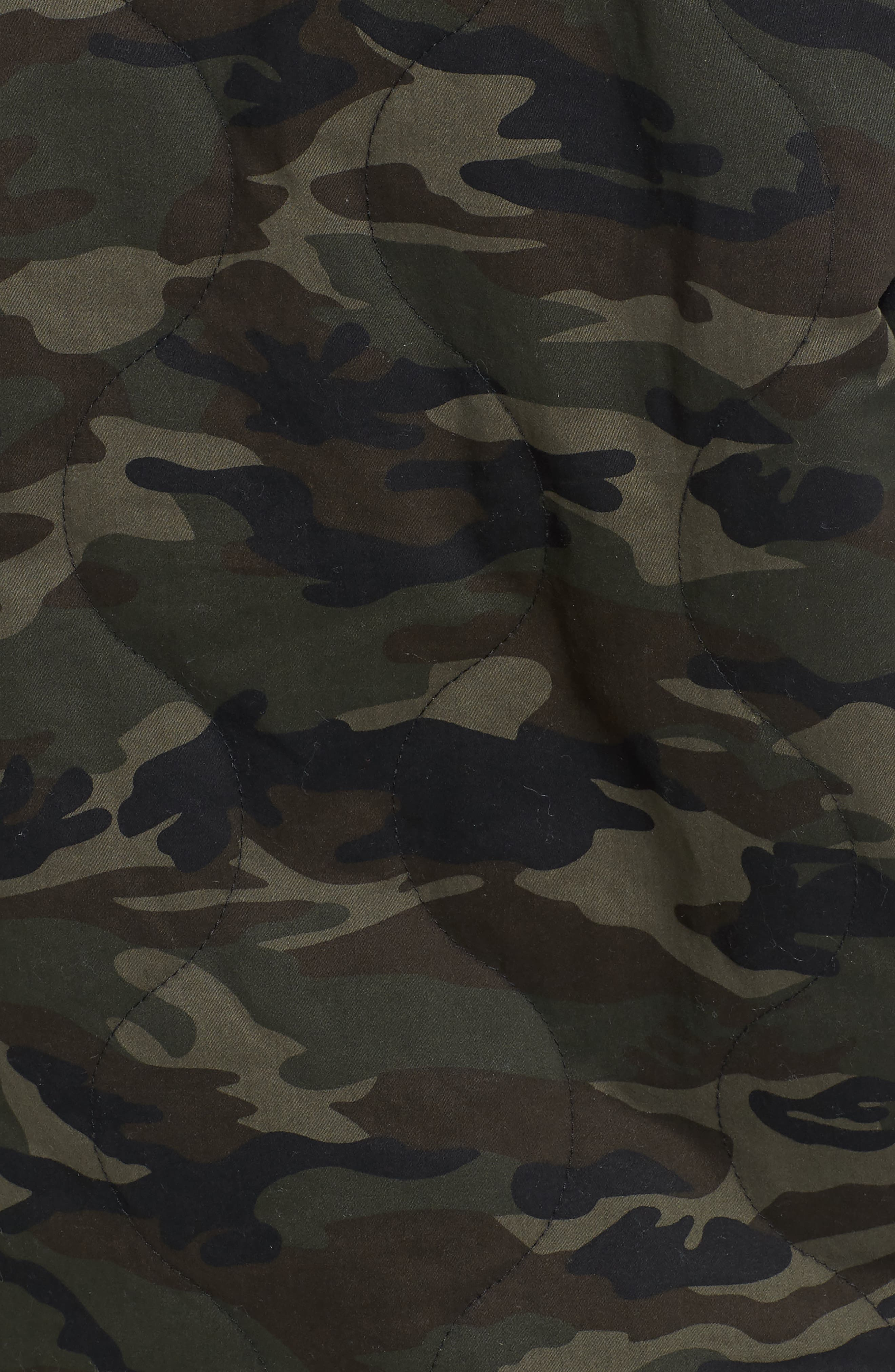 Reversible Camo Jacket,                             Alternate thumbnail 5, color,                             Camo