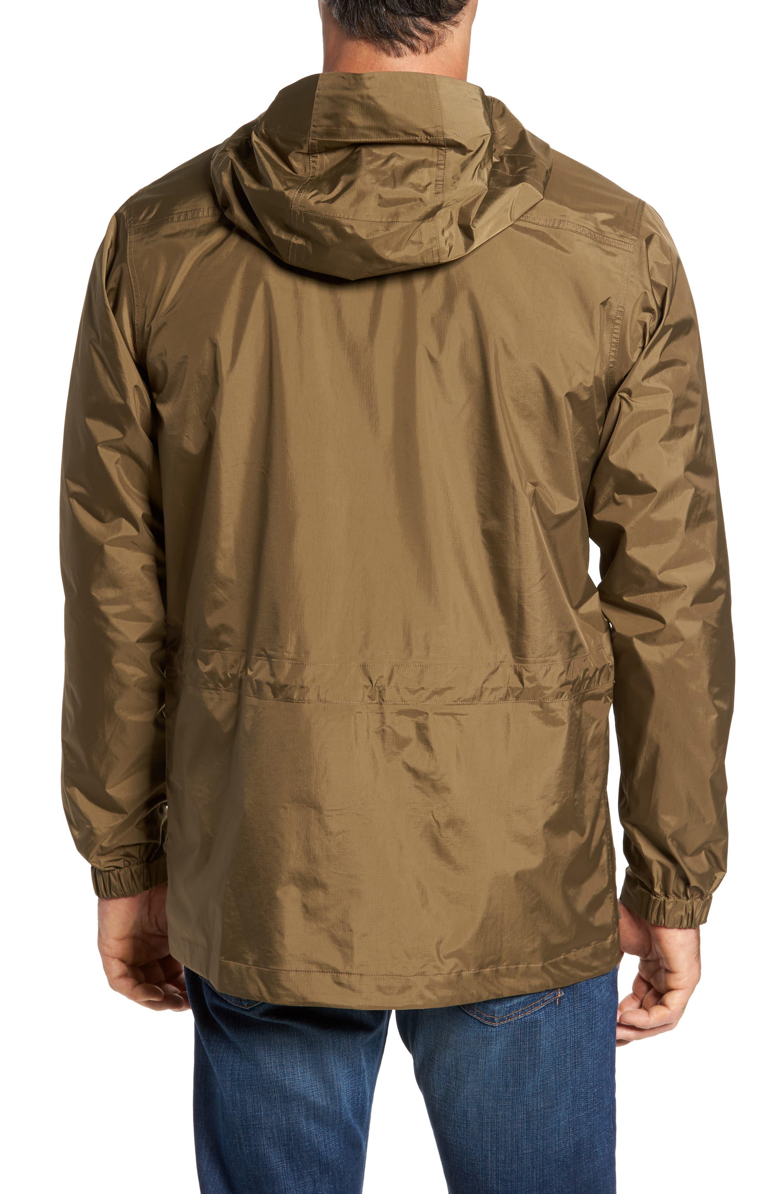 Torrentshell Waterproof Jacket,                             Alternate thumbnail 2, color,                             Dark Ash