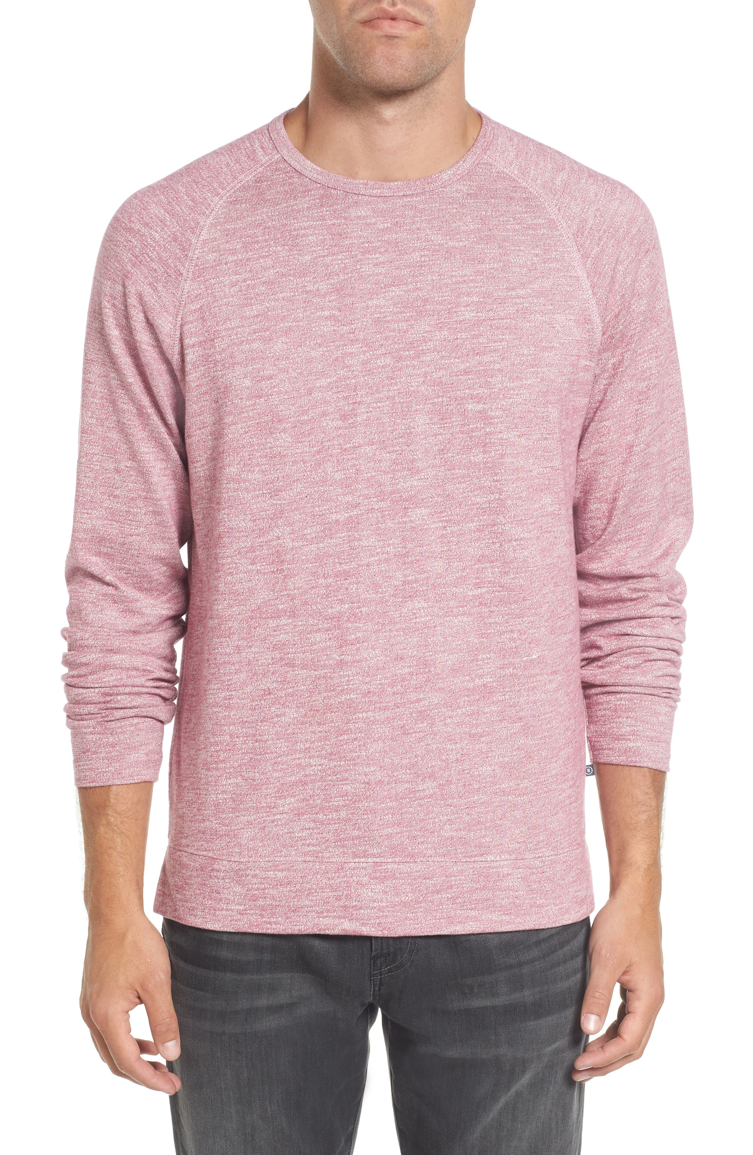 Alternate Image 1 Selected - Bonobos Slim Fit Stripe T-Shirt