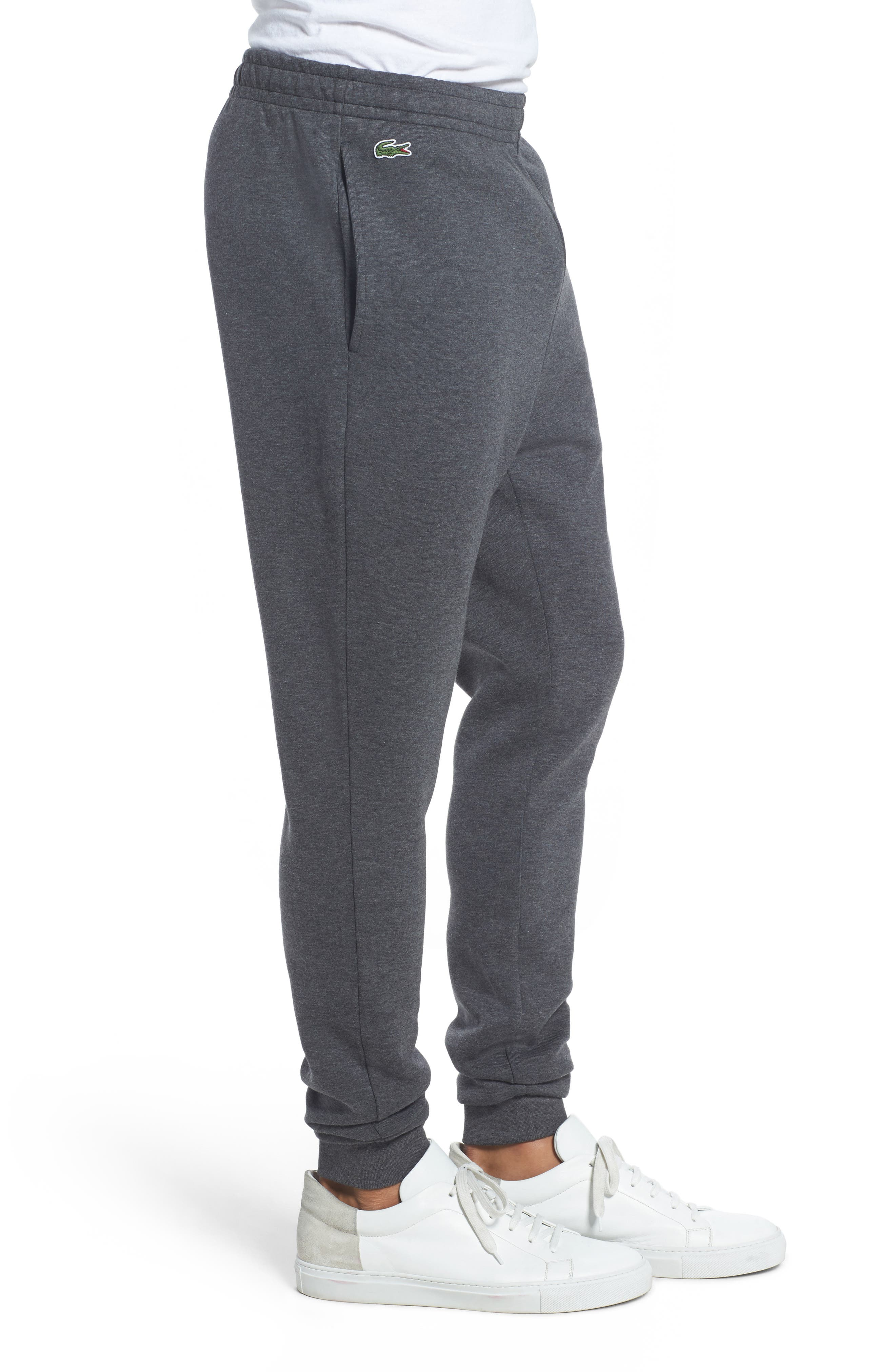 Alternate Image 3  - Lacoste Tapered Jogger Pants