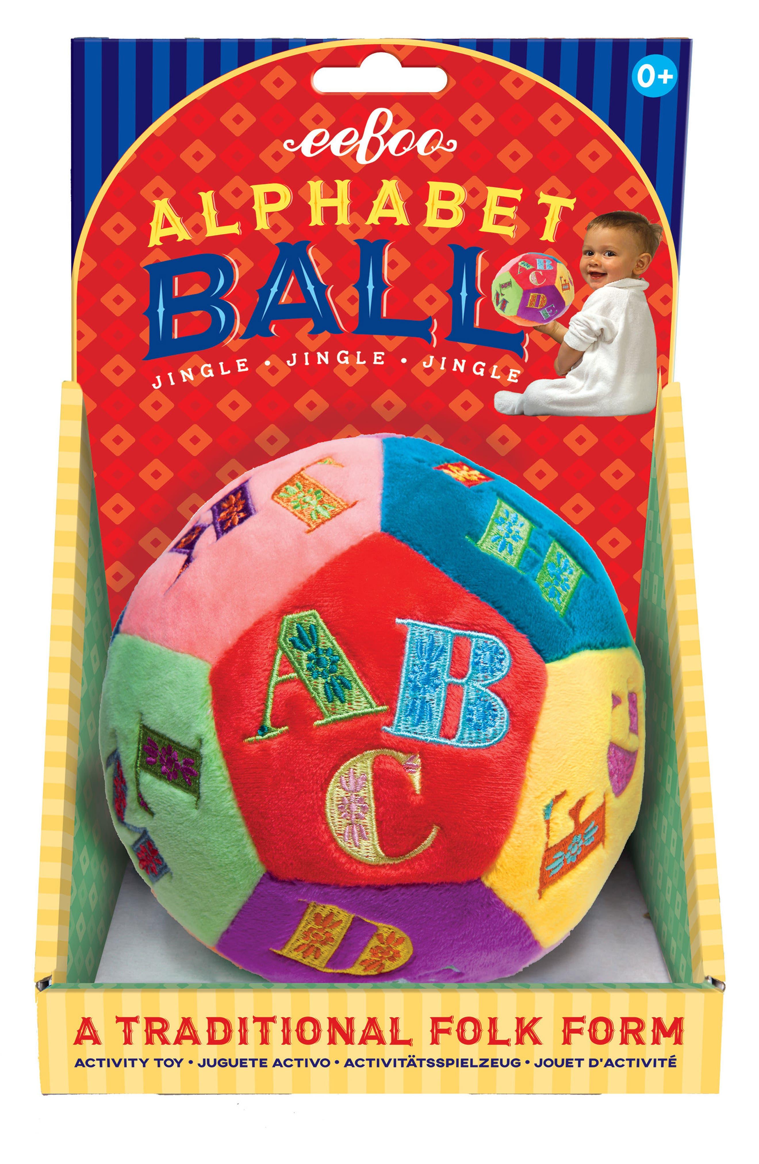 Alternate Image 4  - eeBoo Alphabet Ball