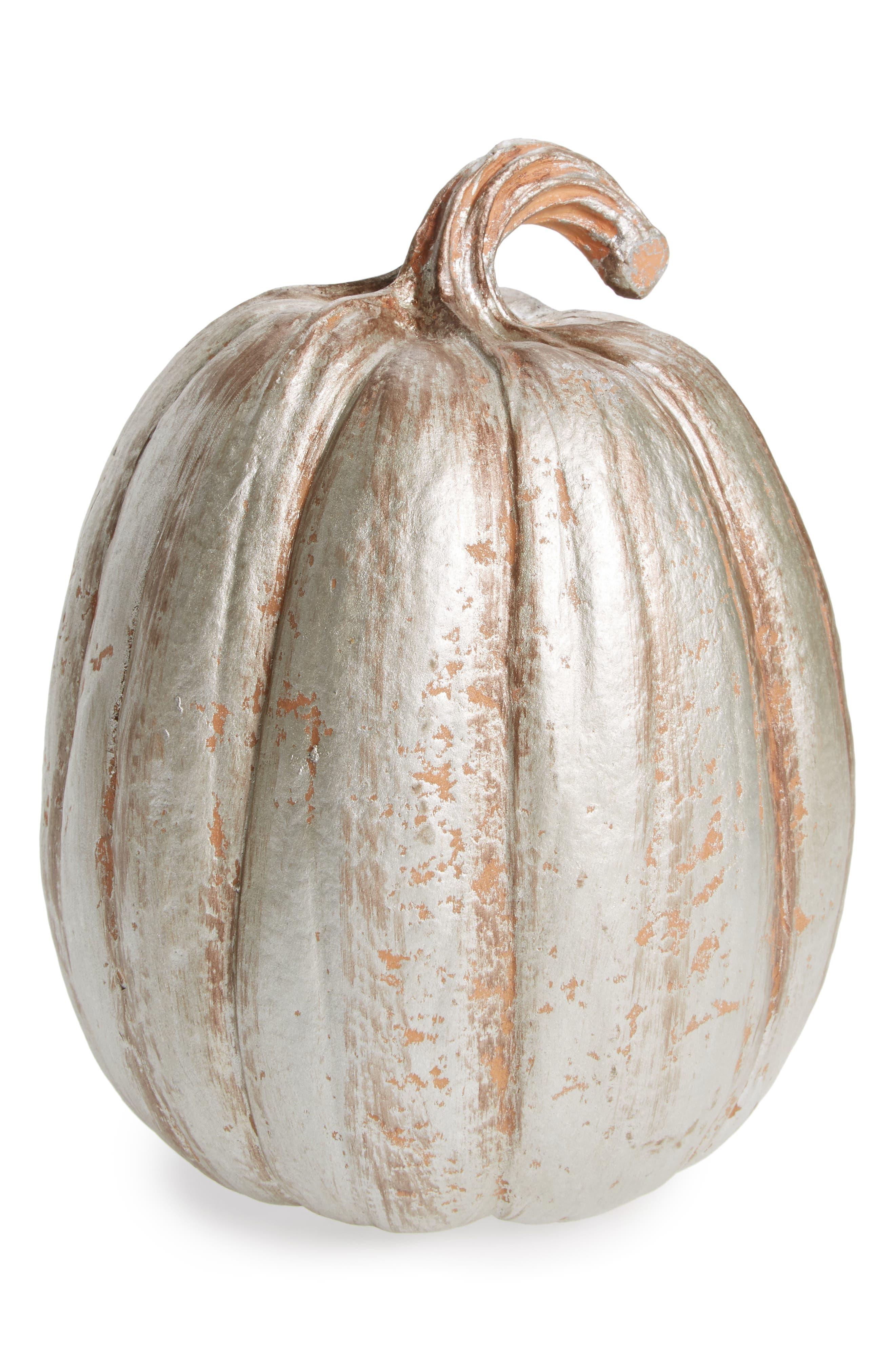 Midwest-CBK Metallic Pumpkin