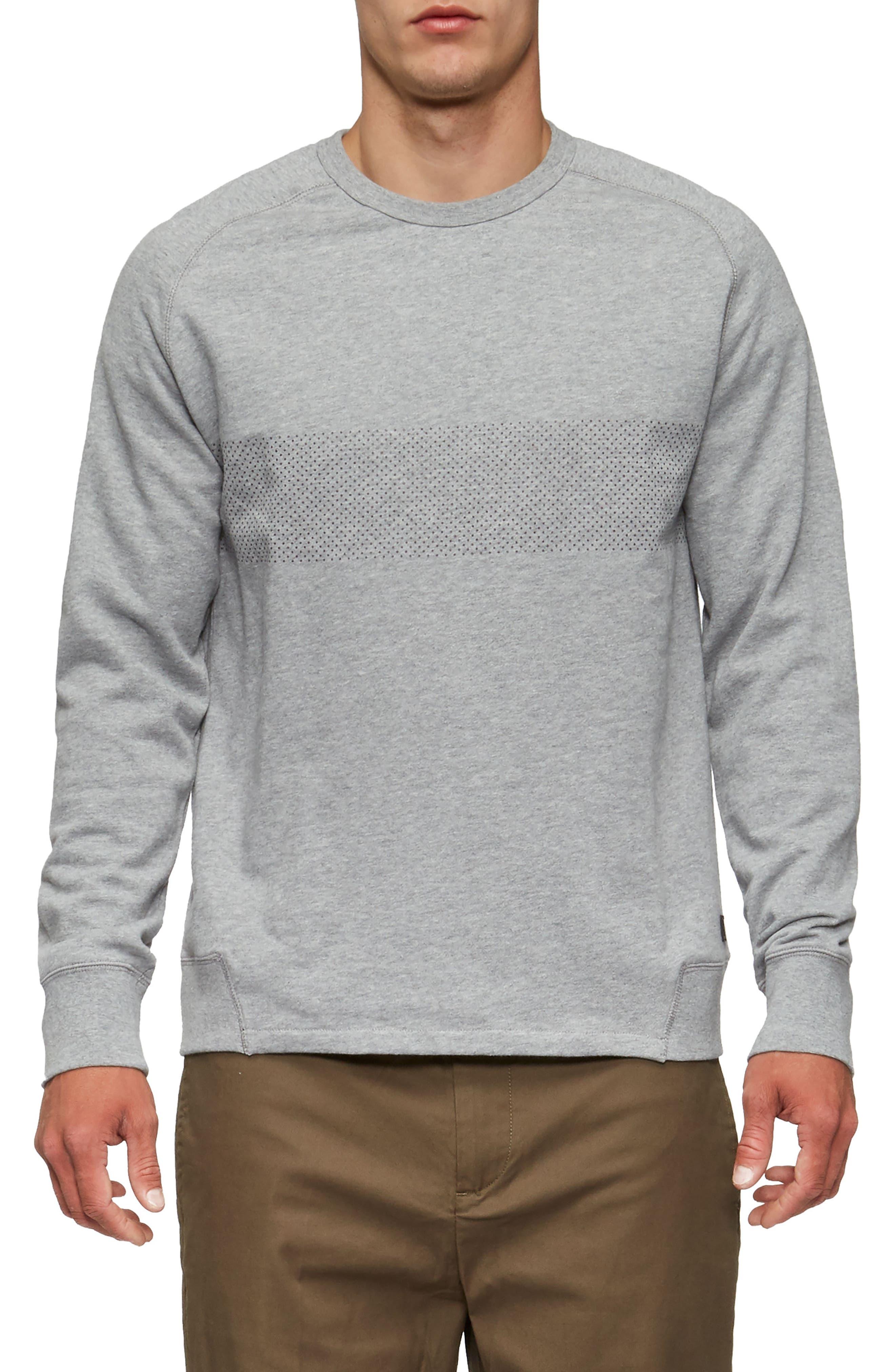 Alternate Image 1 Selected - TAVIK Stafford Crewneck Sweatshirt