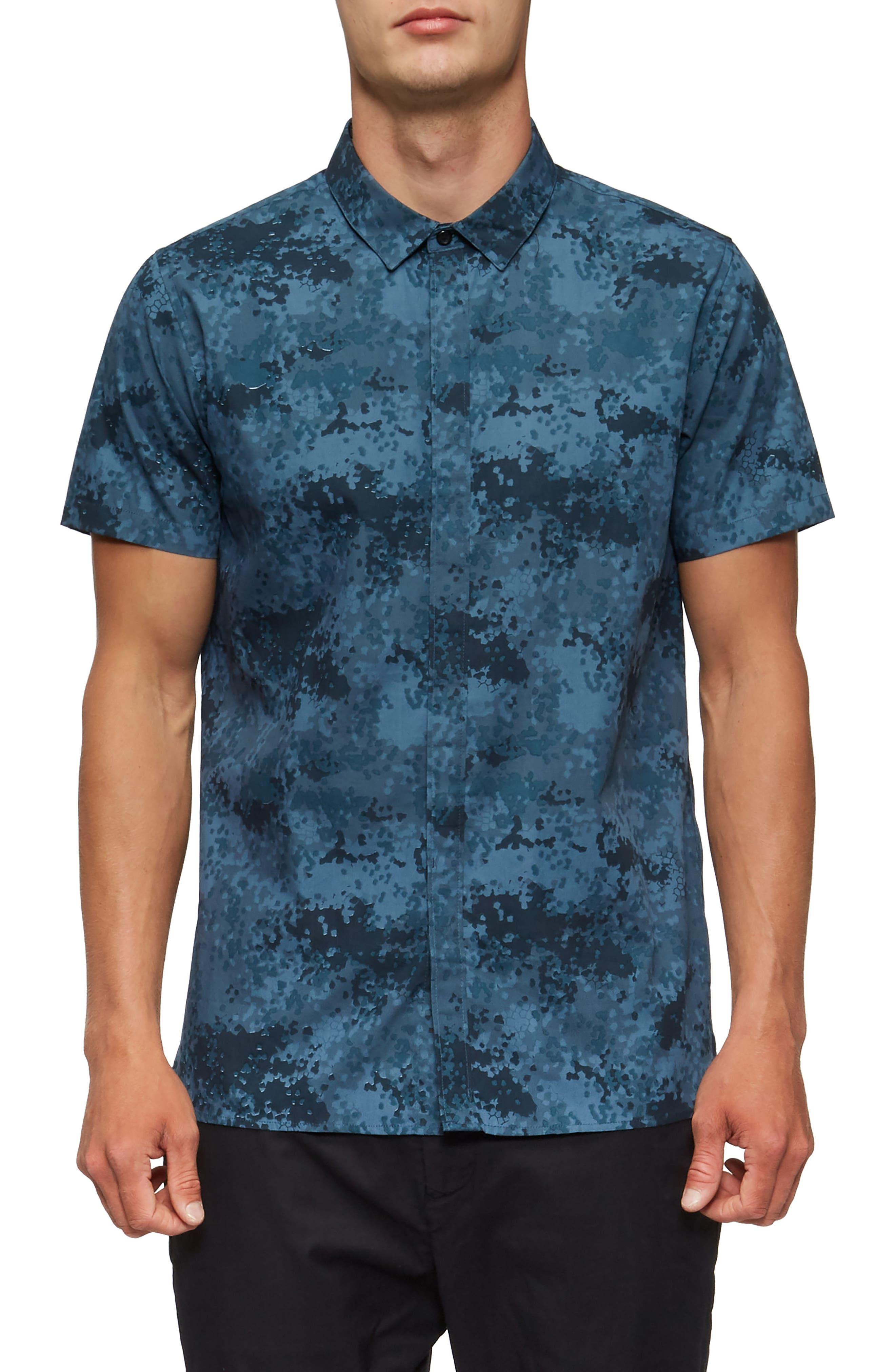Alternate Image 1 Selected - TAVIK Bexley Woven Shirt