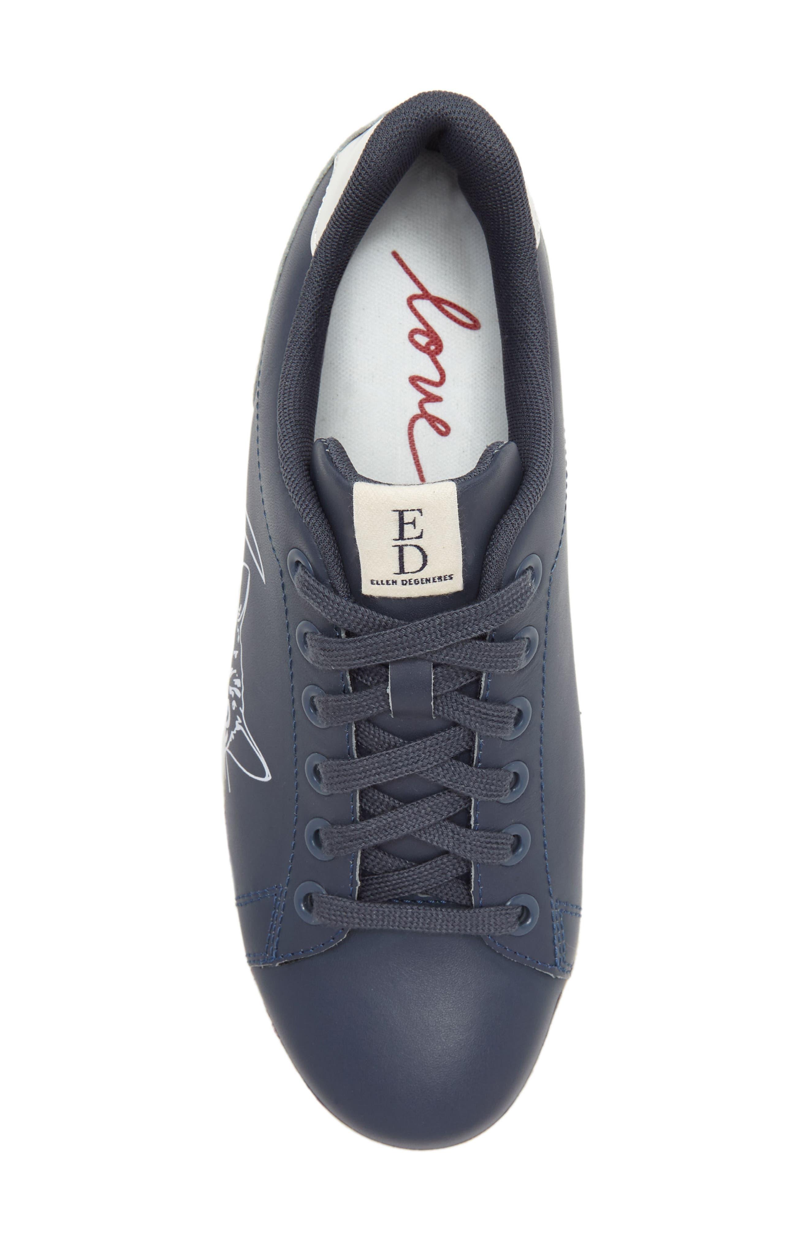 Alternate Image 4  - ED Ellen DeGeneres Chapanima Sneaker (Women)