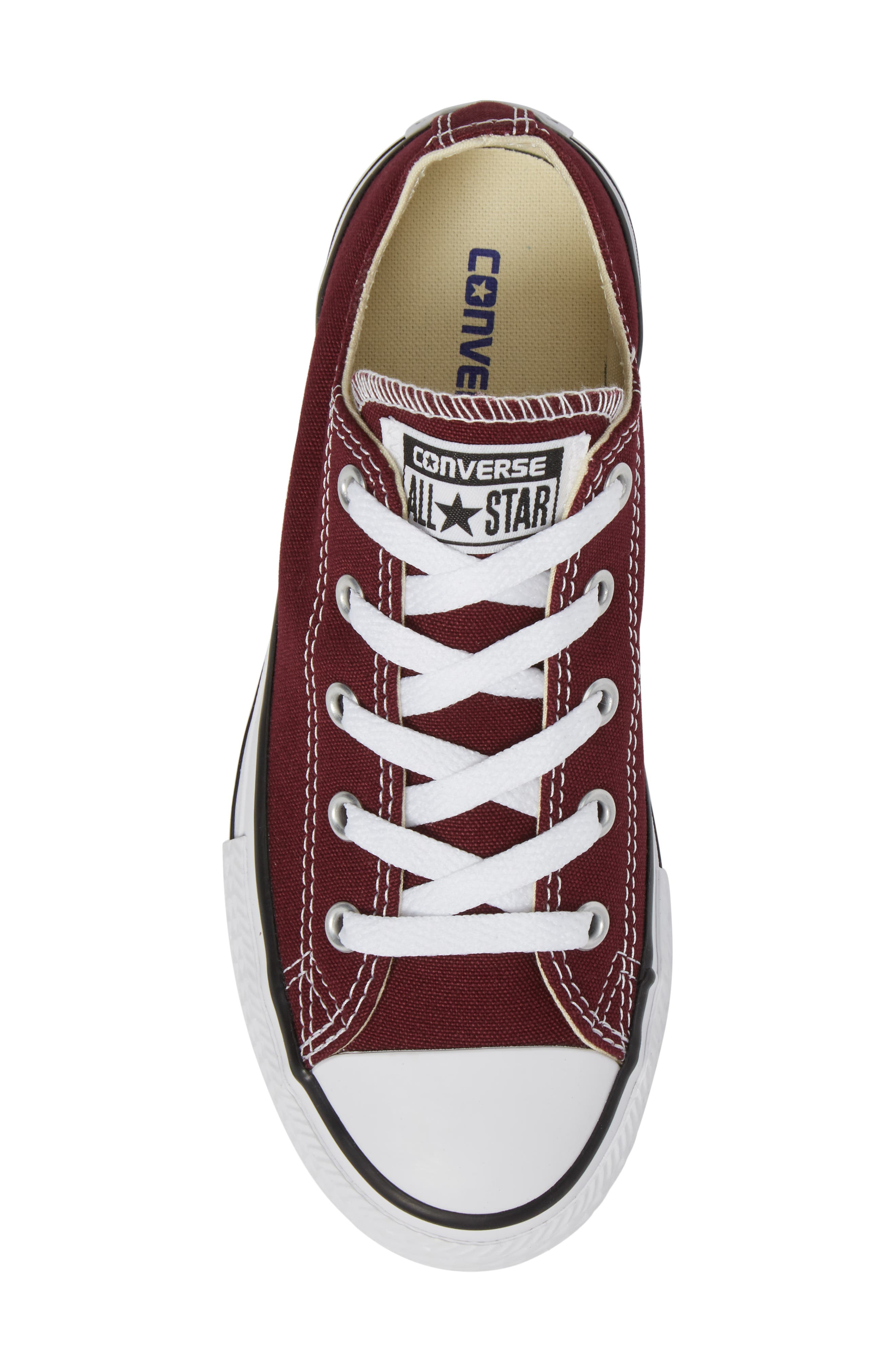 Alternate Image 5  - Converse Chuck Taylor® All Star® 'Ox' Low Top Sneaker (Baby, Walker, Toddler & Little Kid)