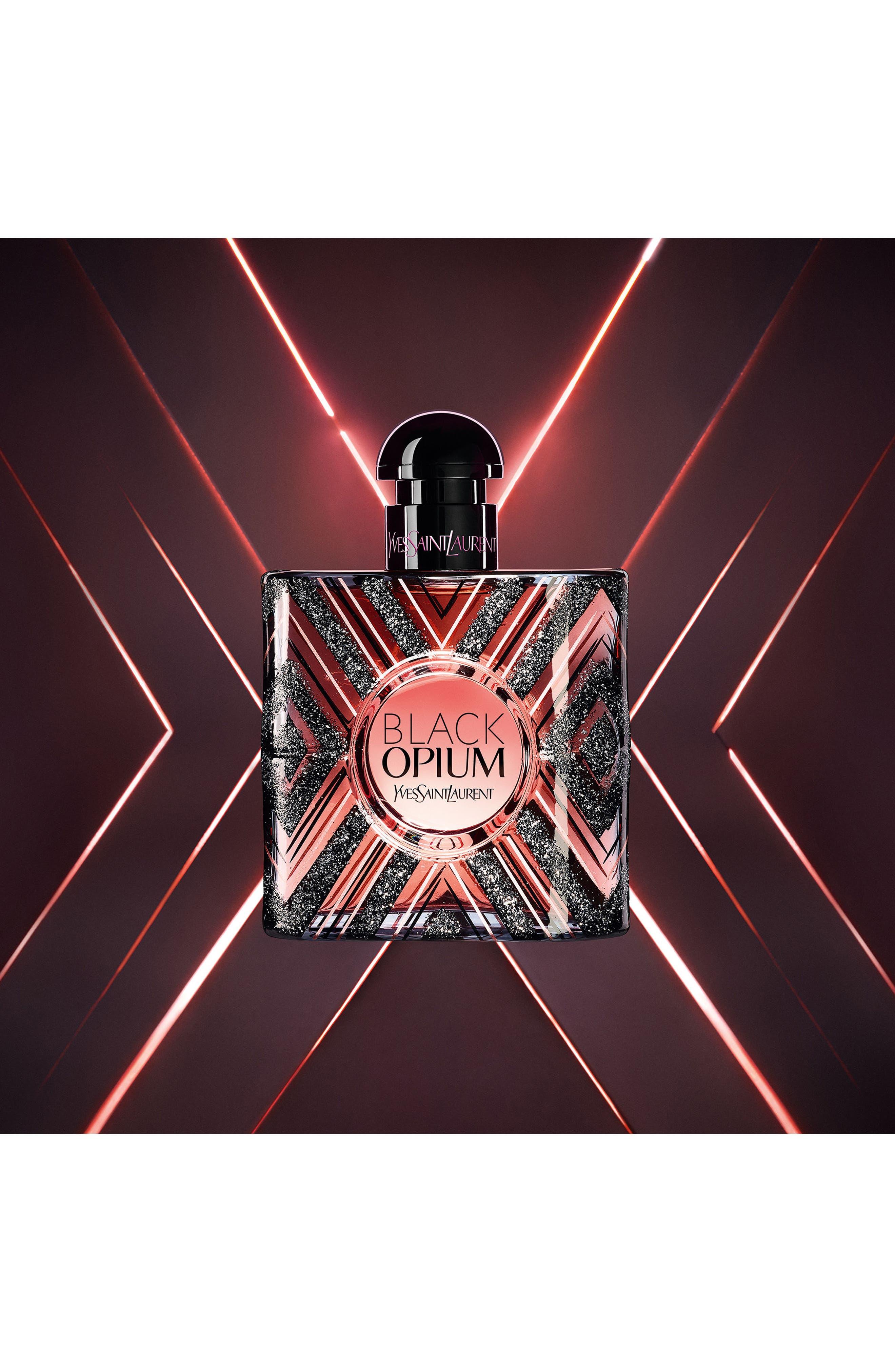 Alternate Image 3  - YVes Saint Laurent Black Opium Pure Illusion Eau de Parfum (Limited Edition)