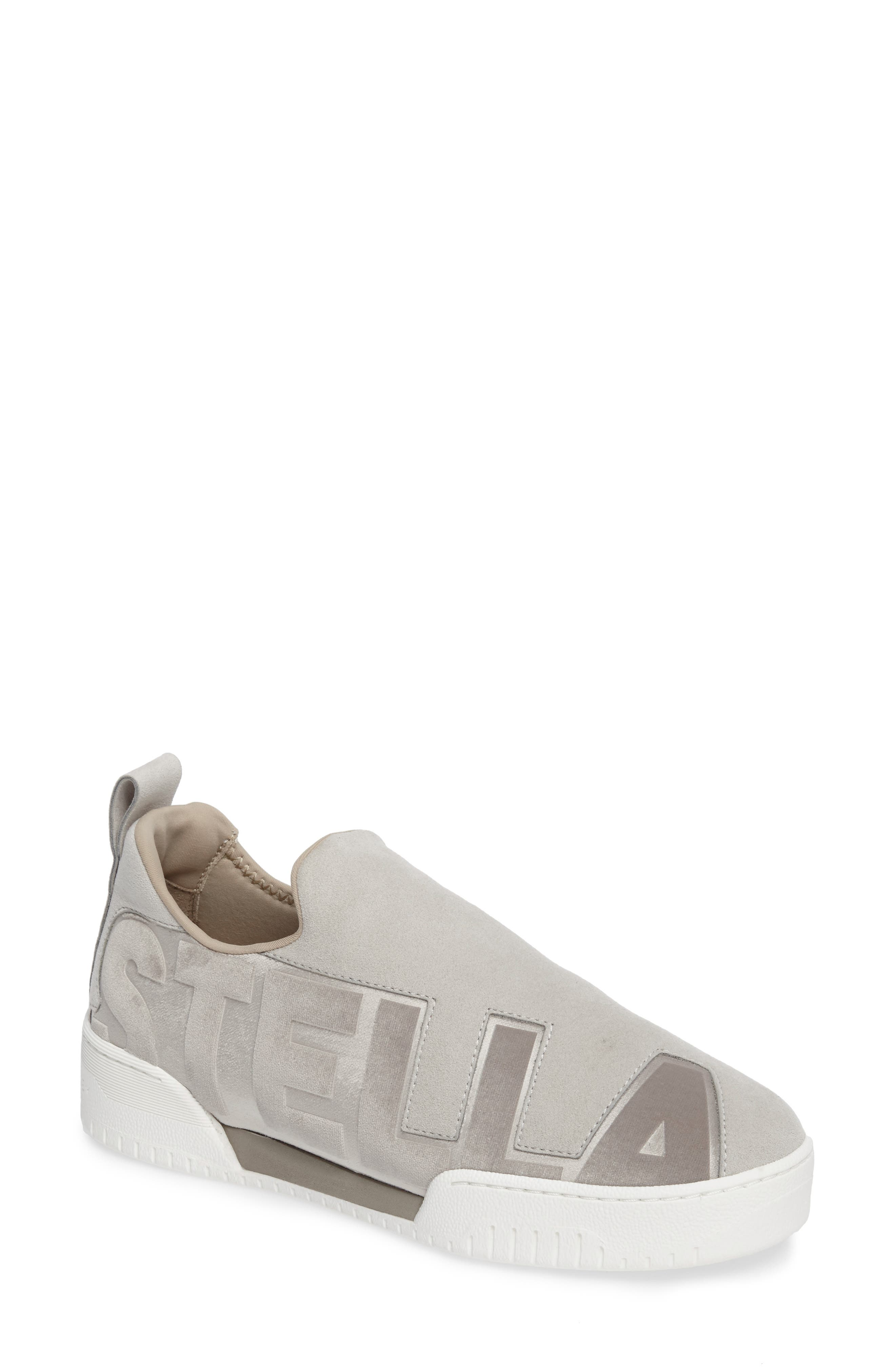 Stella McCartney Logo Slip-On Sneaker (Women)