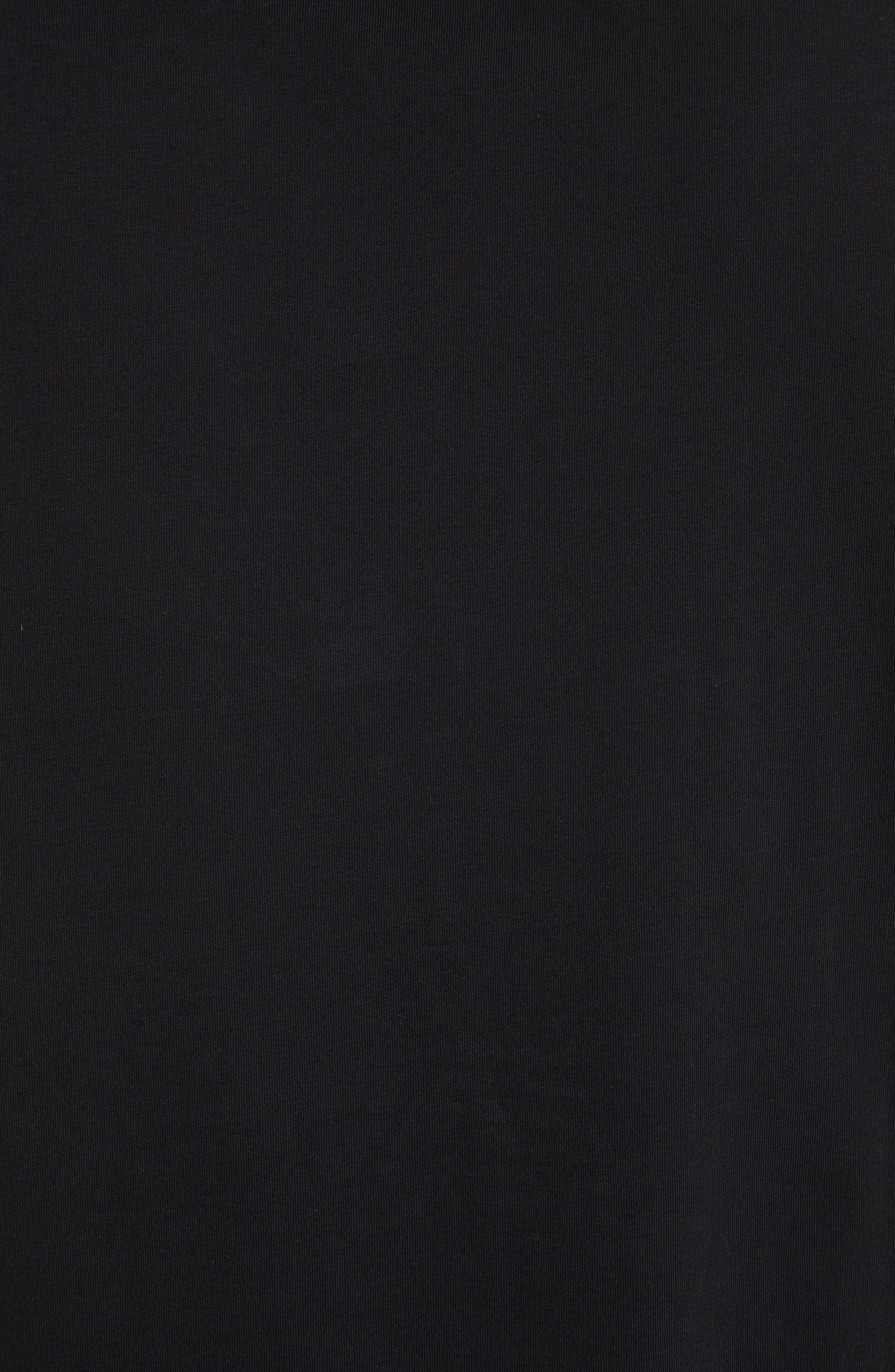 Alternate Image 5  - VERSUS by Versace Logo Graphic Tank