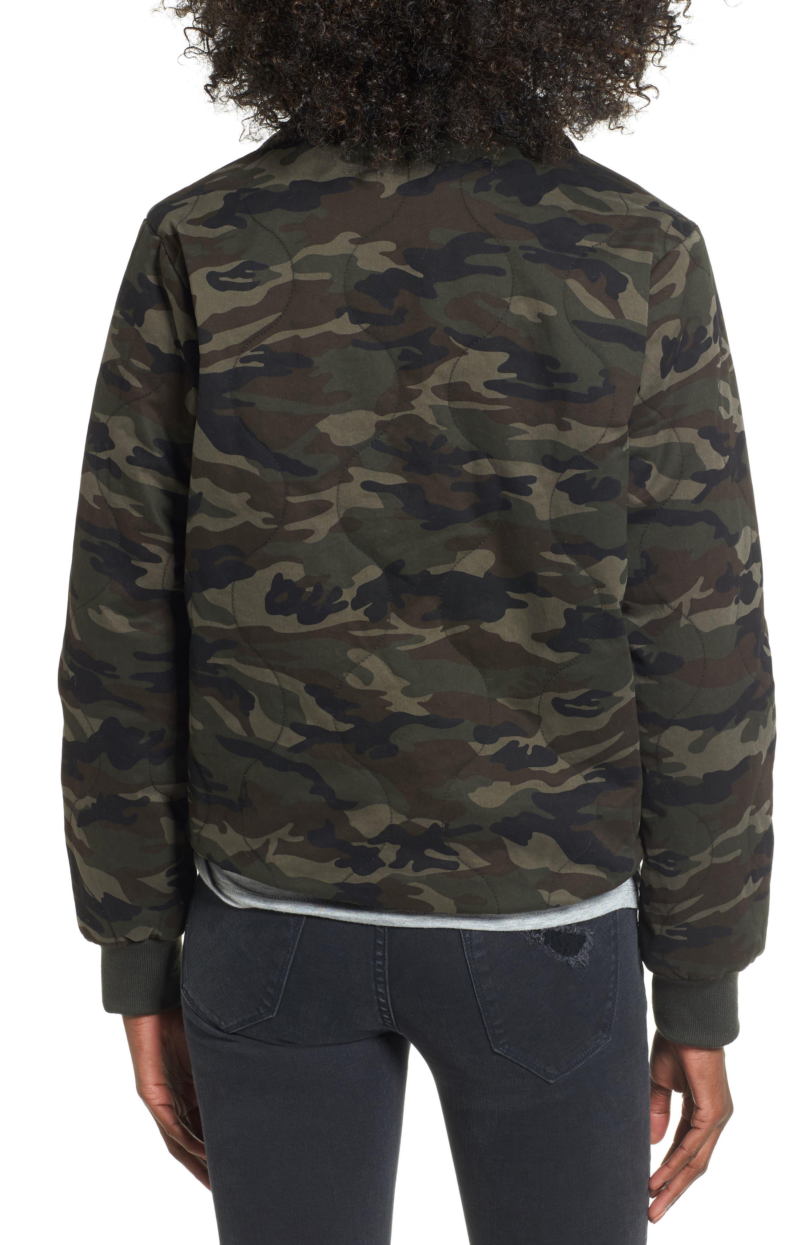 Alternate Image 2  - Vigoss Reversible Camo Jacket