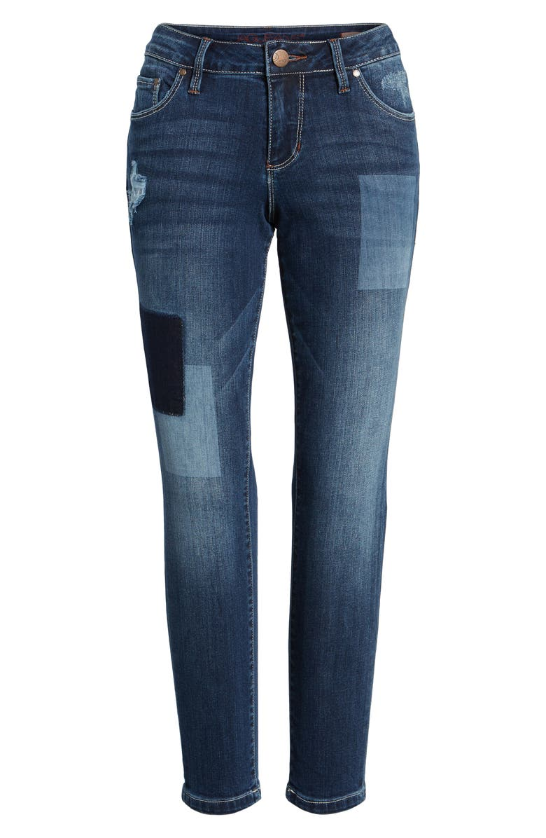 Mera Skinny Ankle Jeans