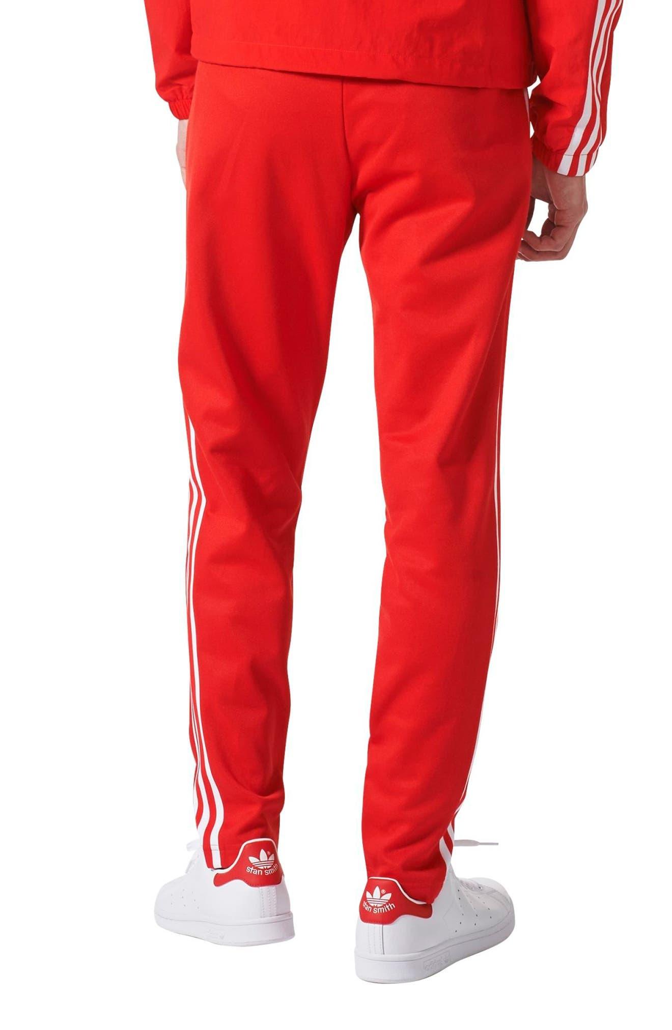 Alternate Image 2  - adidas Originals Beckenbauer Track Pants