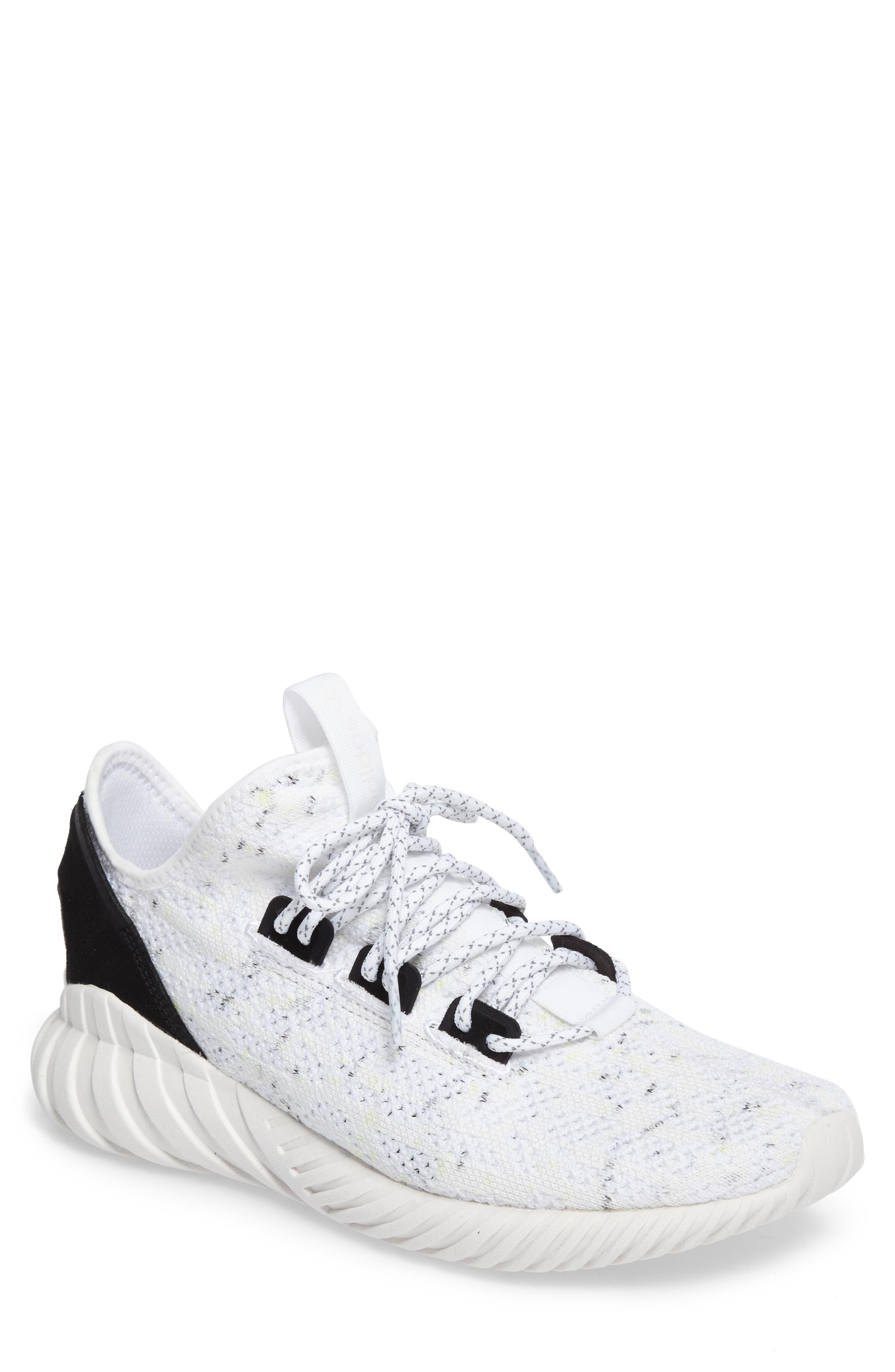 Alternate Image 1 Selected - adidas Tubular Doom PrimeKnit Sneaker (Men)