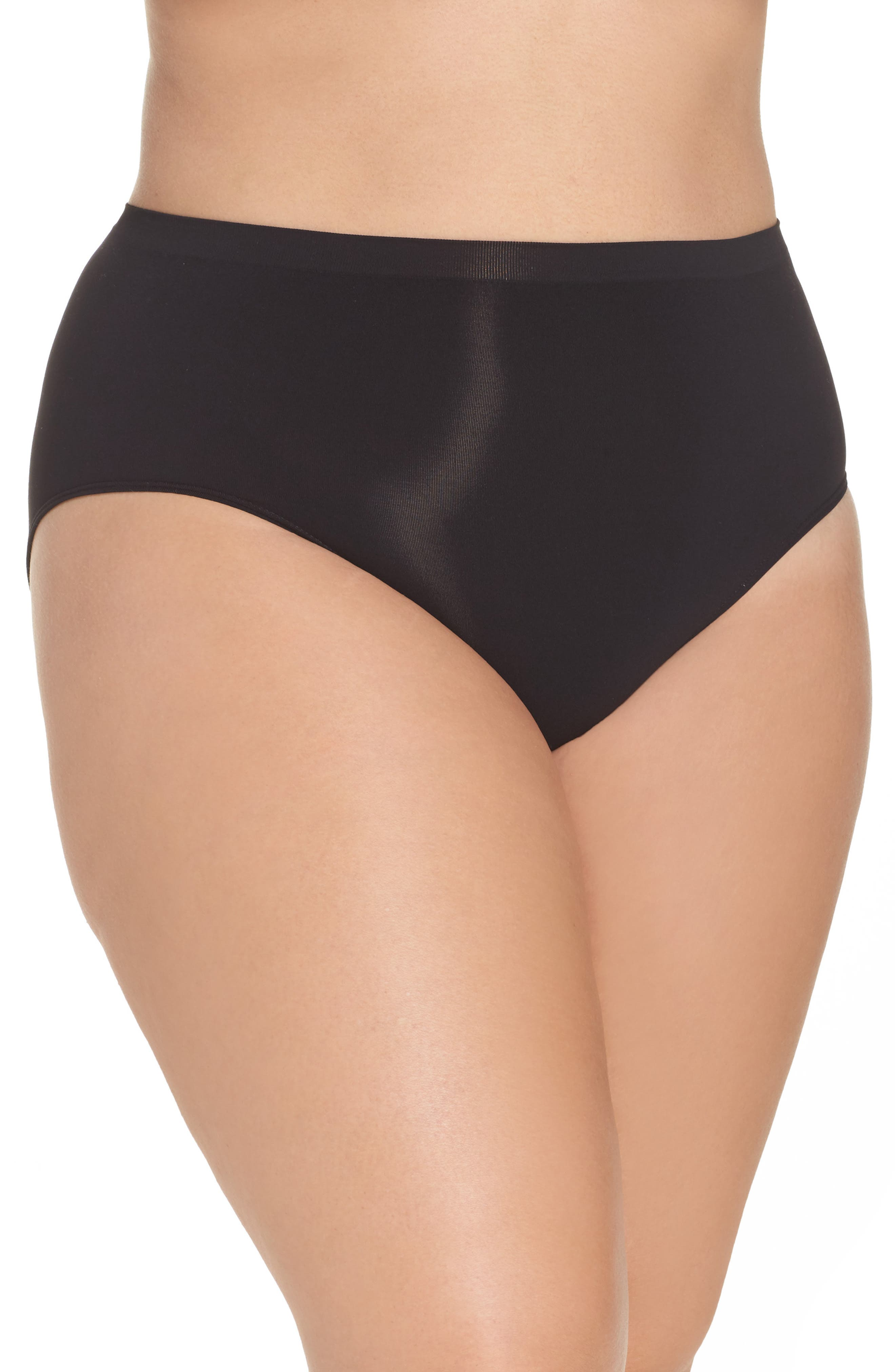 Halogen® High Waist Briefs (Plus Size) (3 for $33)