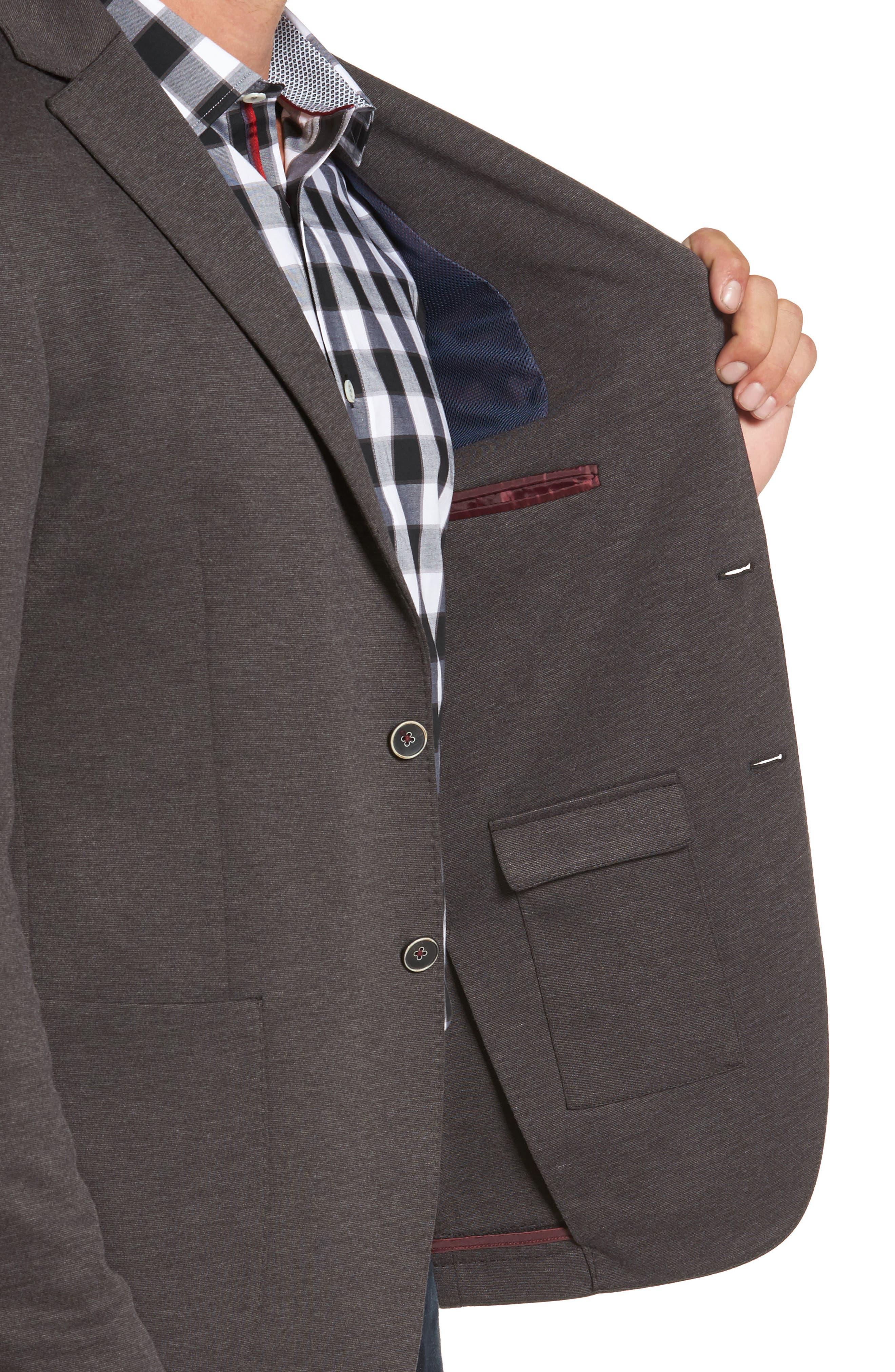 Alternate Image 3  - Bugatchi Regular Fit Blazer