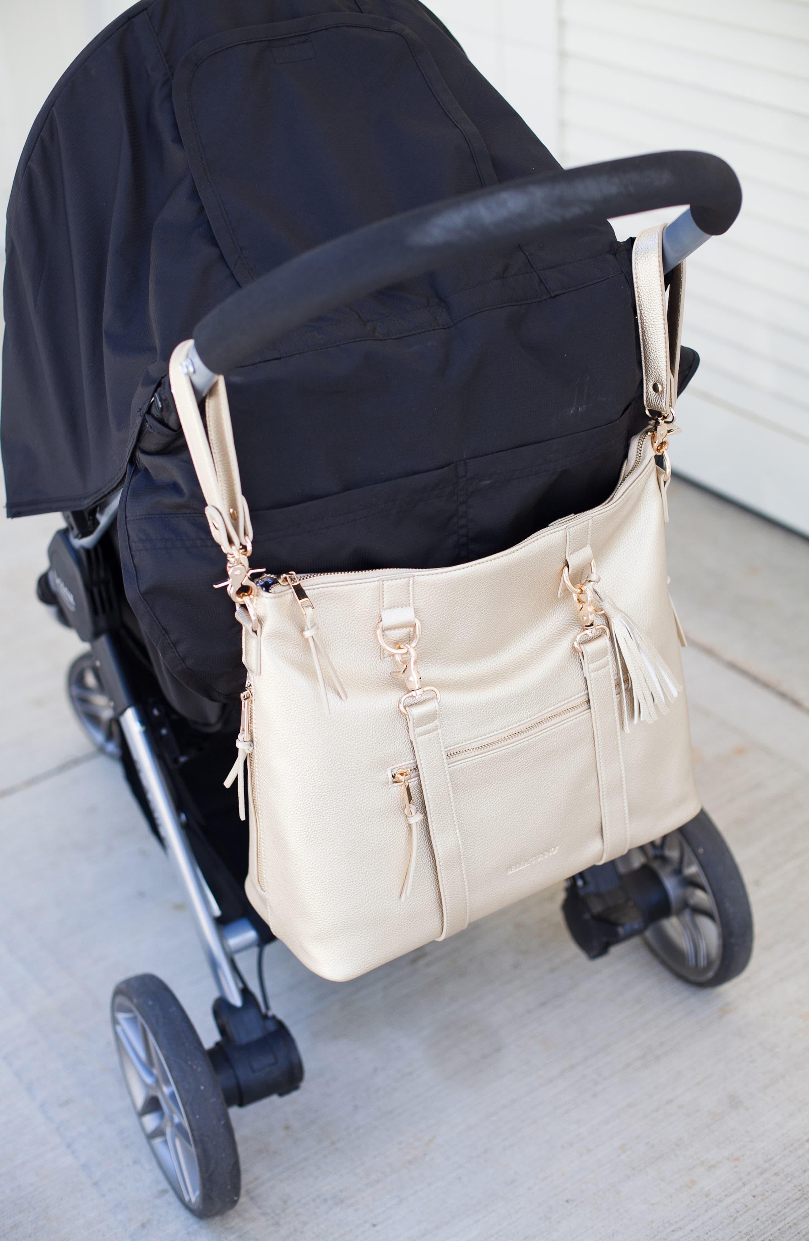 Alternate Image 7  - Bella Tunno Boss Convertible Diaper Backpack