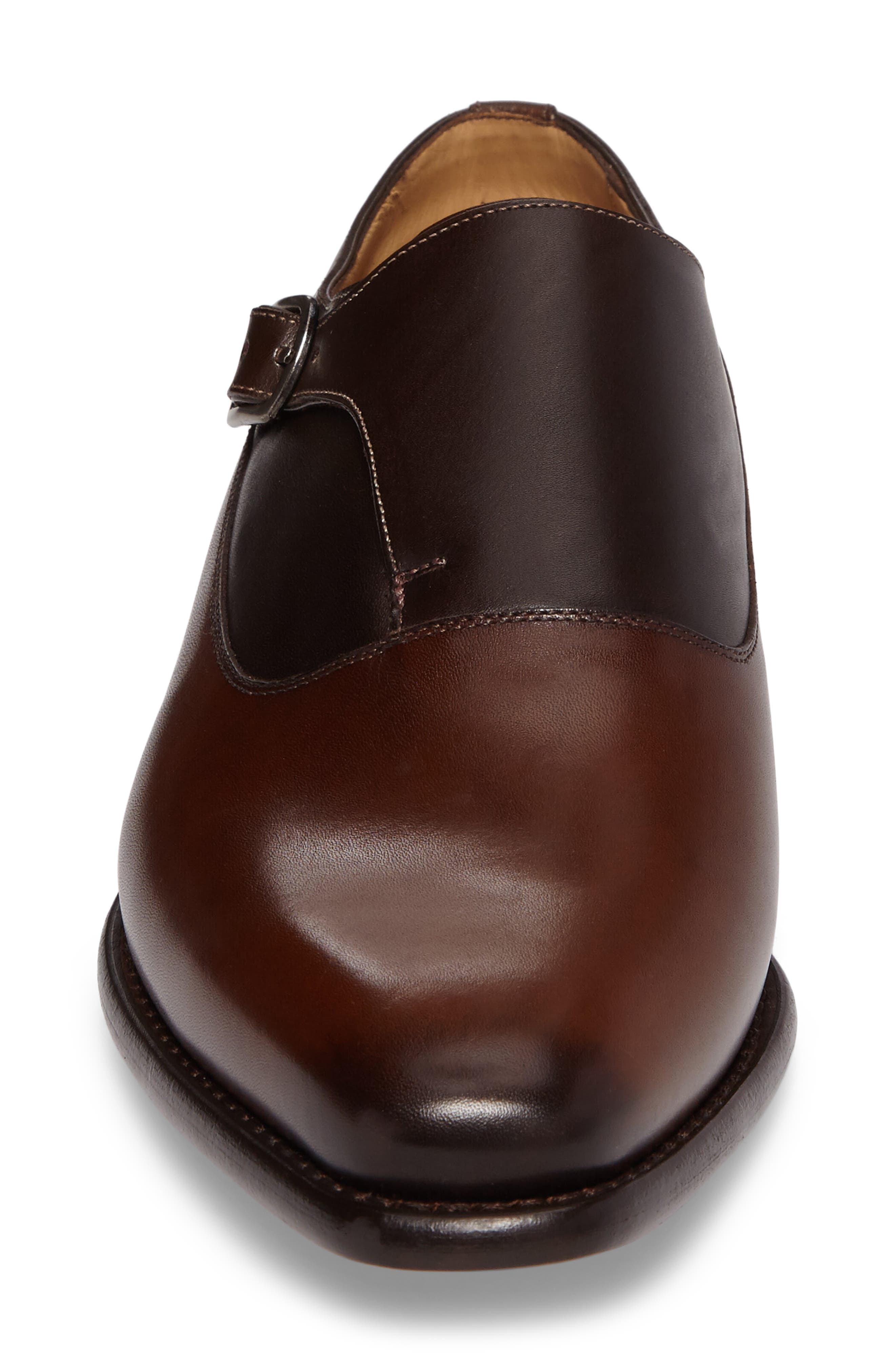 Alternate Image 4  - Mezlan Algar Monk Strap Shoe (Men)