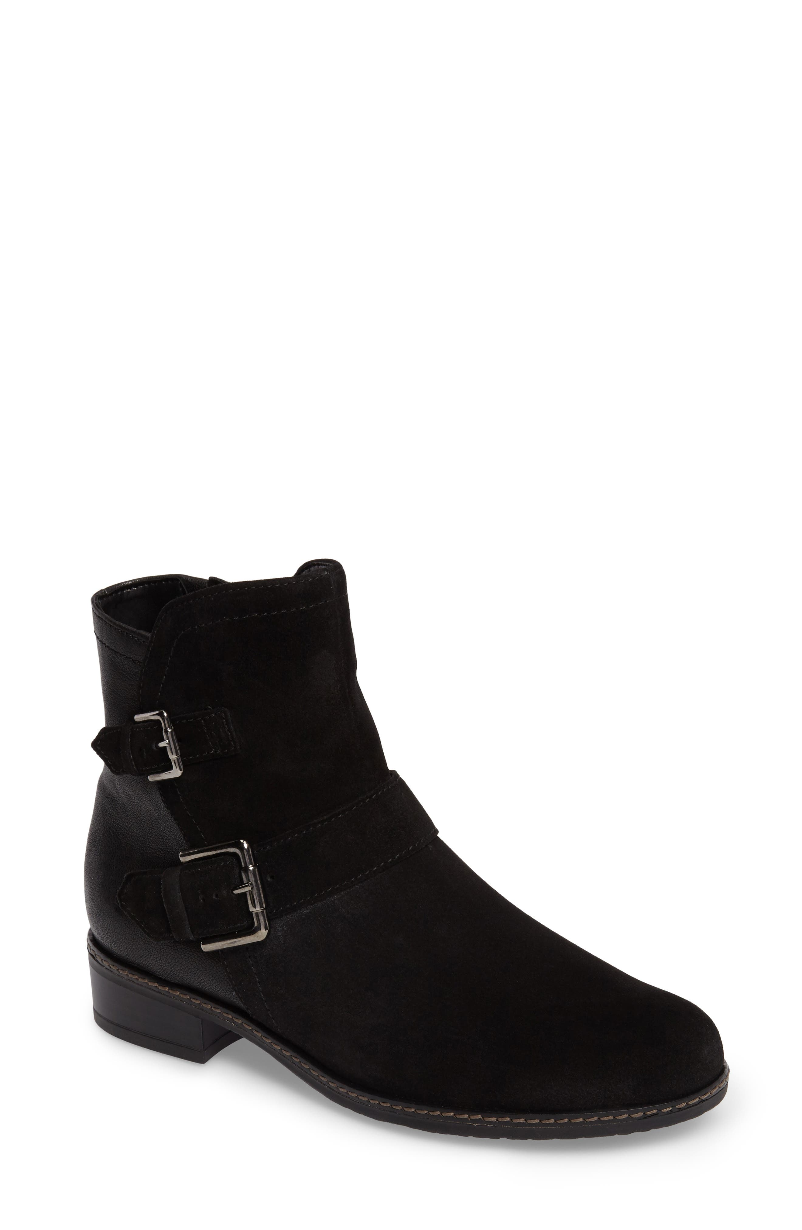 Gabor Buckle Bootie (Women)