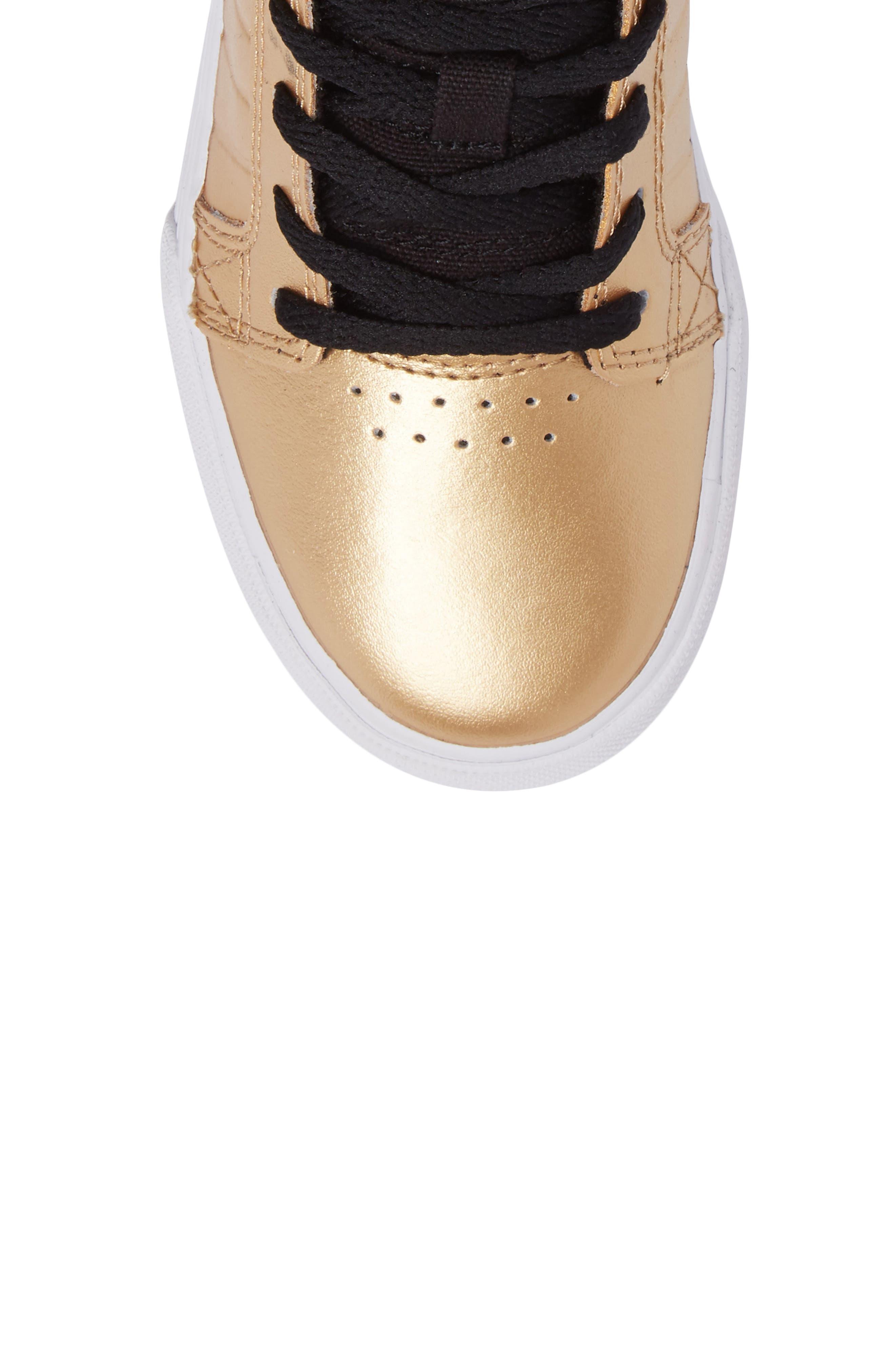 Alternate Image 5  - Supra 'Skytop' High Top Sneaker (Toddler, Little Kid & Big Kid)