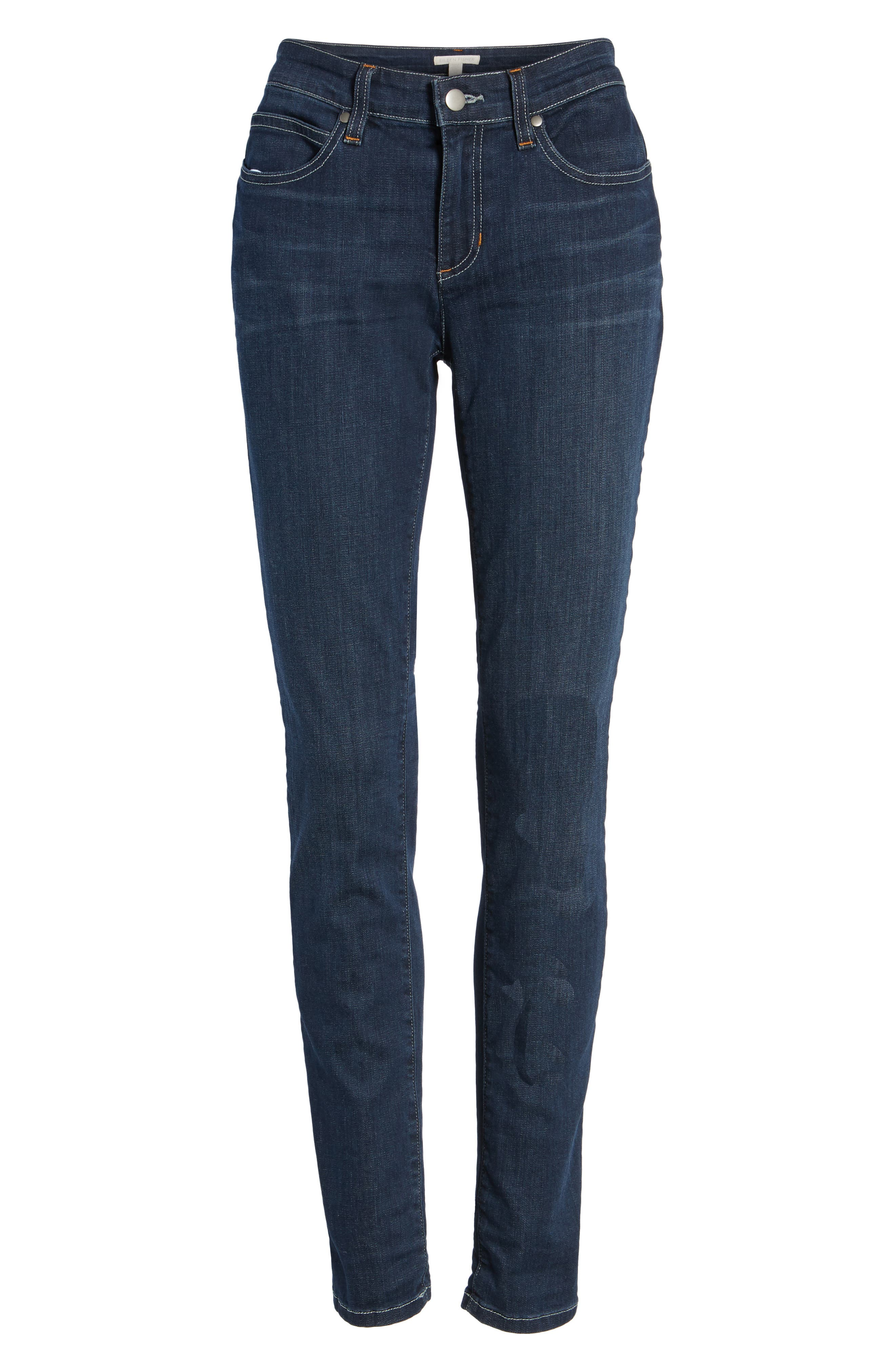 Eileen Fisher Stretch Skinny Jeans (Regular & Petite) (Online Only)