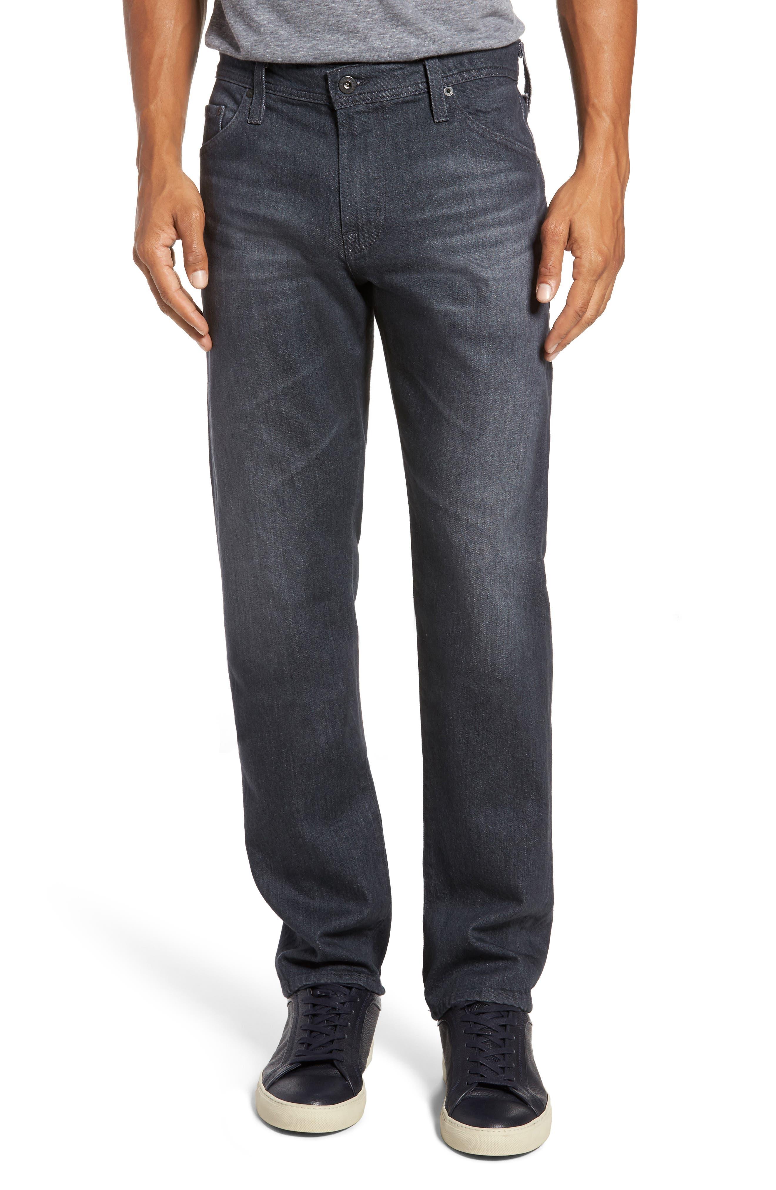 AG Graduate Slim Straight Fit Jeans (Tempo)